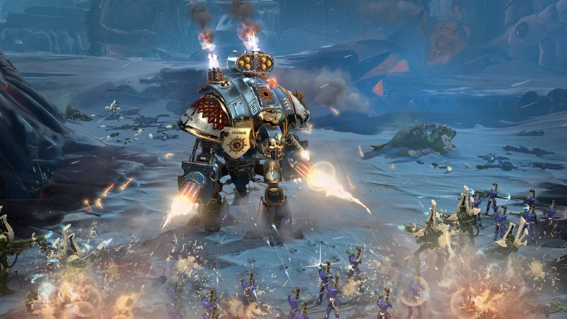 Warhammer Dawn of War III wallpapers HD – Wallpapers hd