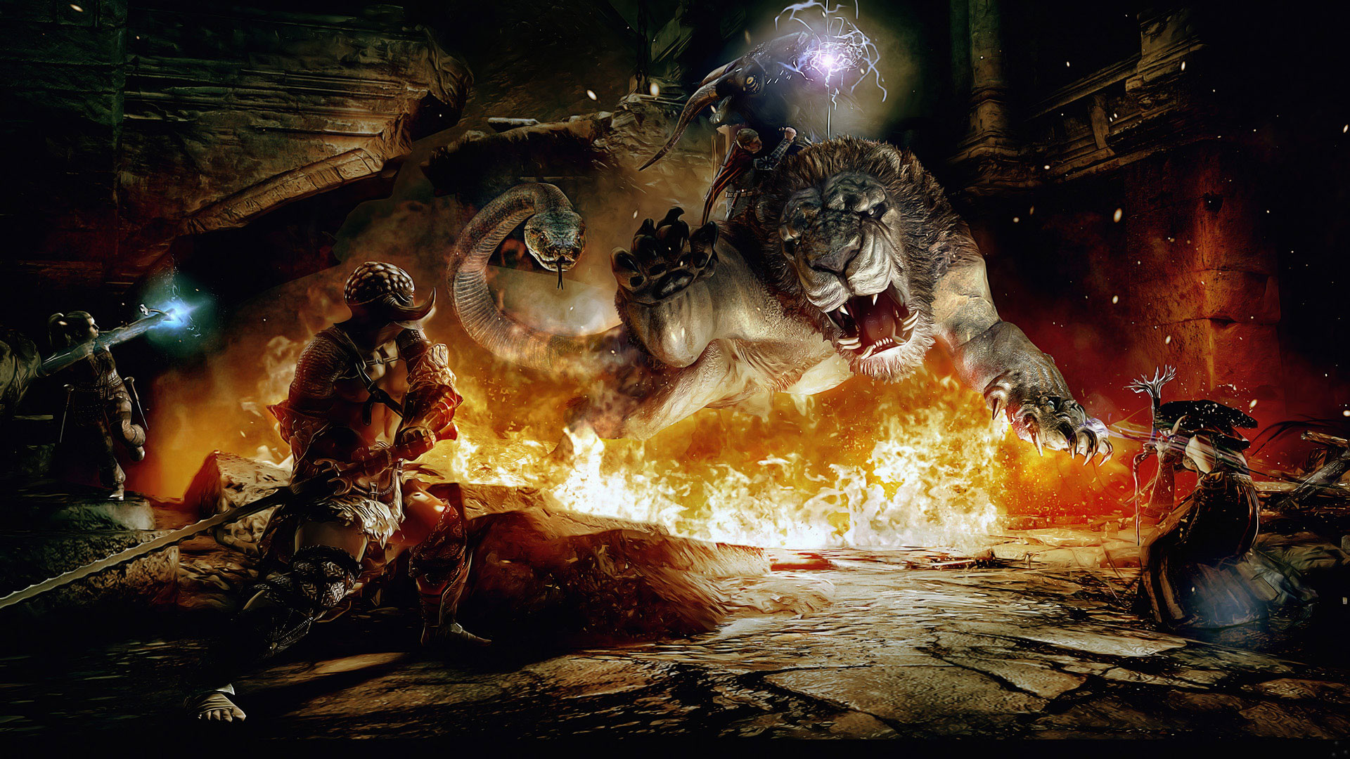 Dragon's Dogma Wallpapers in HD | Page 3