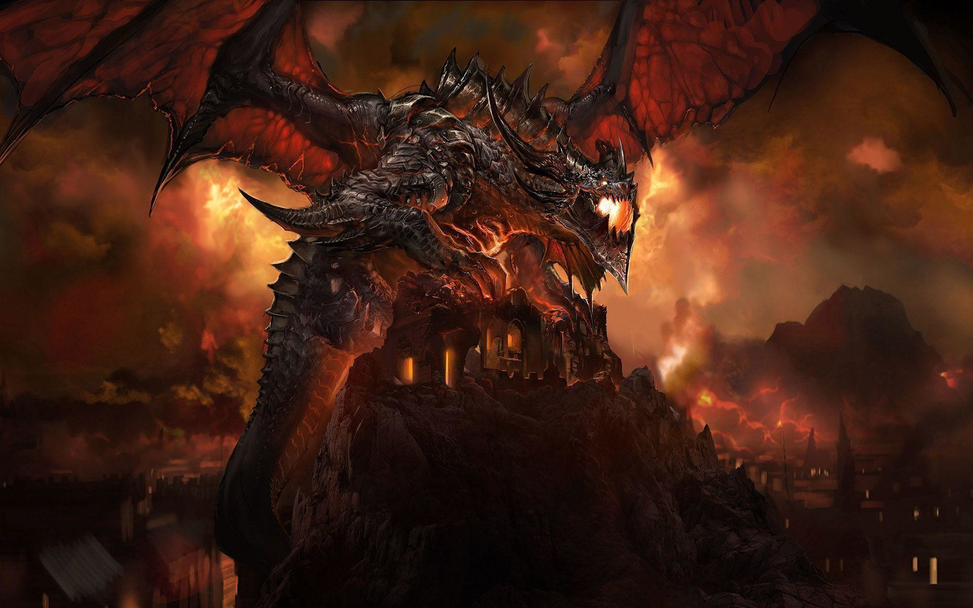 Wallpapers For > Dragon Wallpaper Hd 1080p