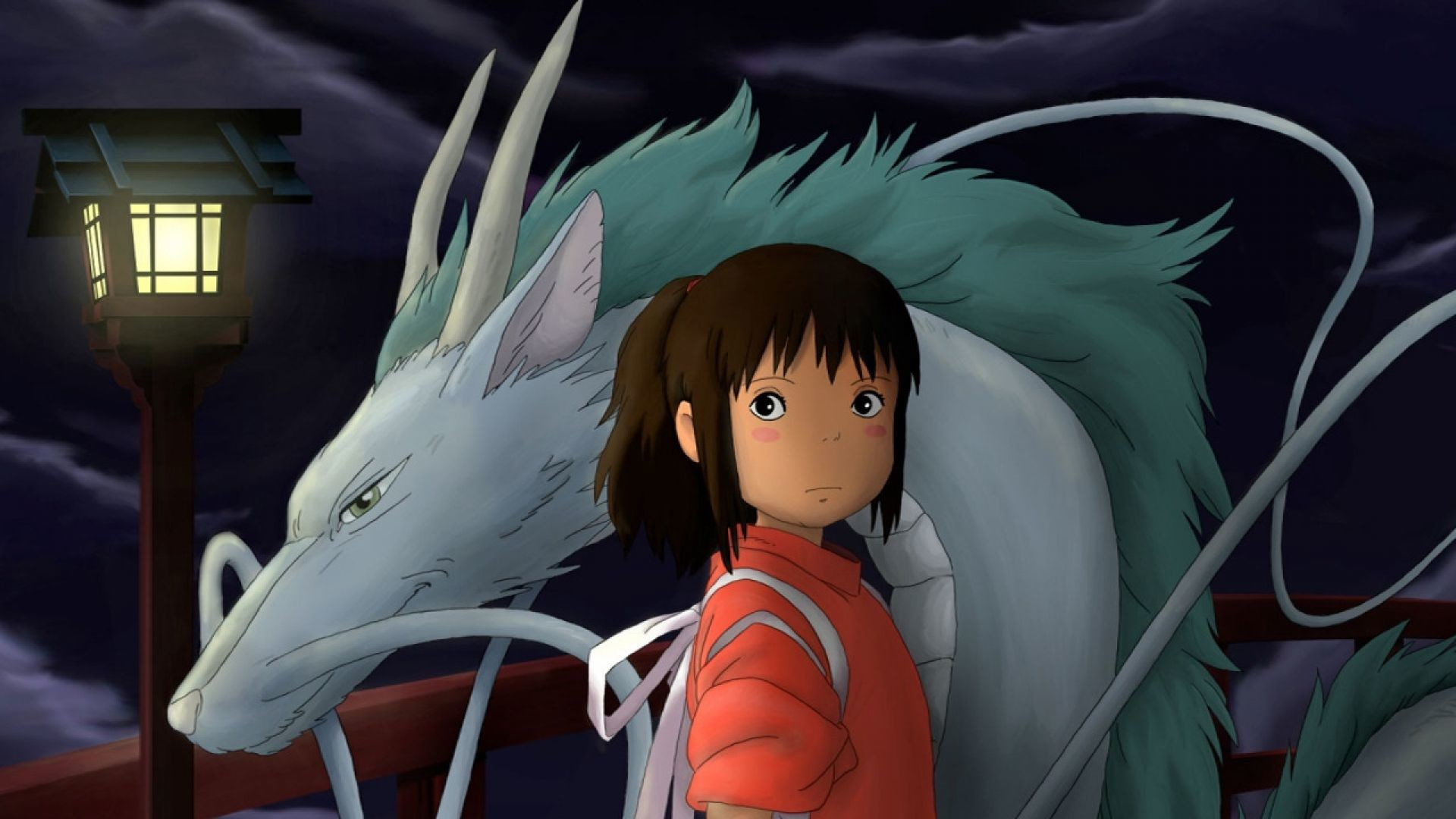 Spirited Away Film Cartoon Pictures For iMac – Cartoons Wallpapers