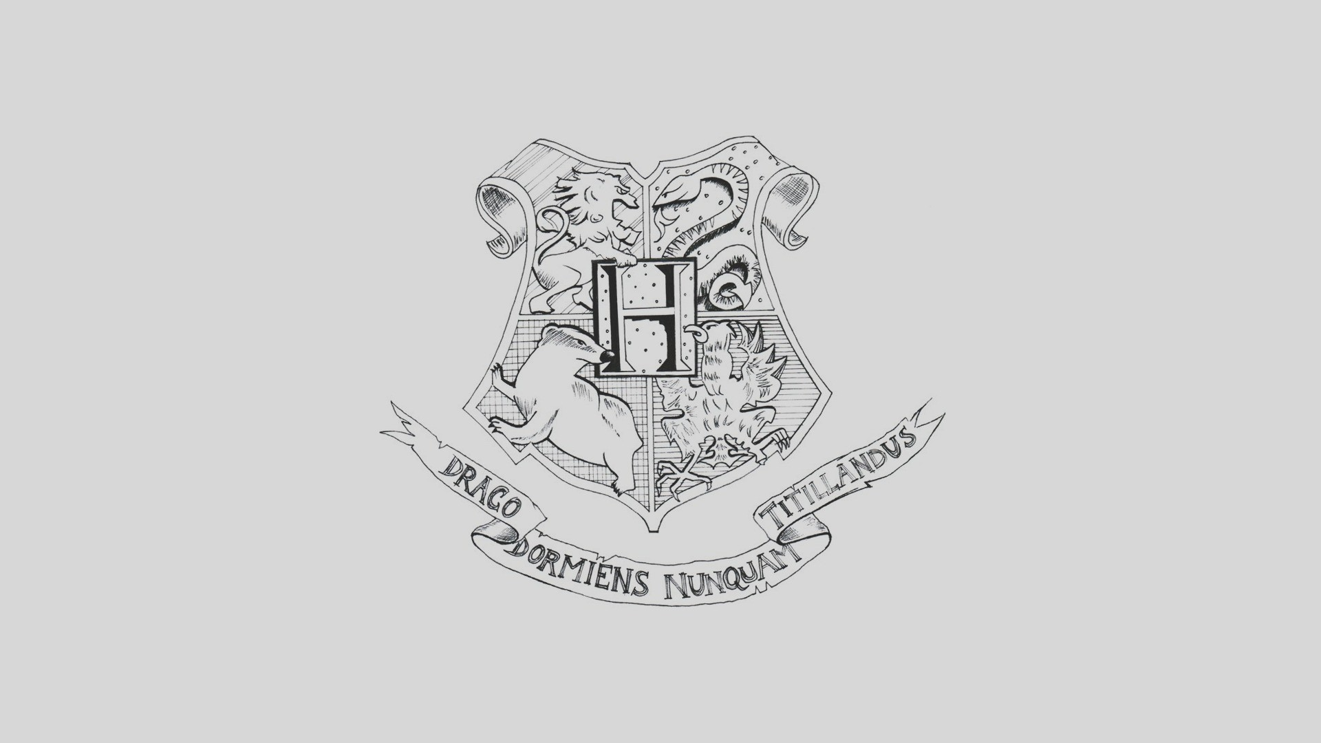 Hogwards, hogwarts, potter gaara, flag, coat of arms hogvrtsa, harry .
