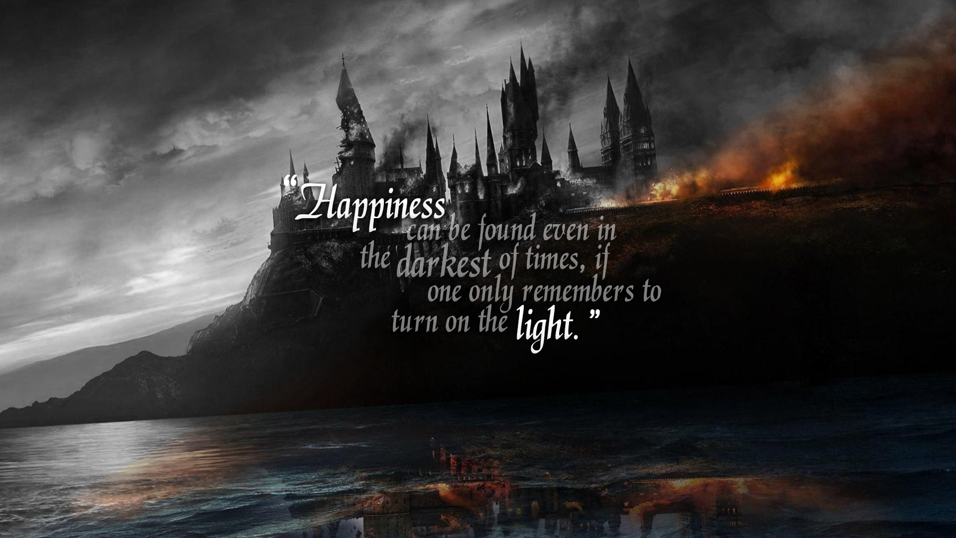 A little Harry Potter wallpaper I made [1920×1080] {UPDATED} Need #iPhone  #6S #Plus #Wallpaper/ #Background for #IPhone6SPlus? Follow iPhone 6S Plu…