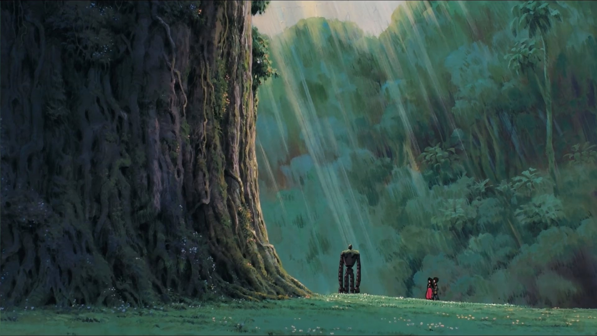 Studio Ghibli, Castle In The Sky, Robot, Anime Wallpapers HD / Desktop and  Mobile Backgrounds