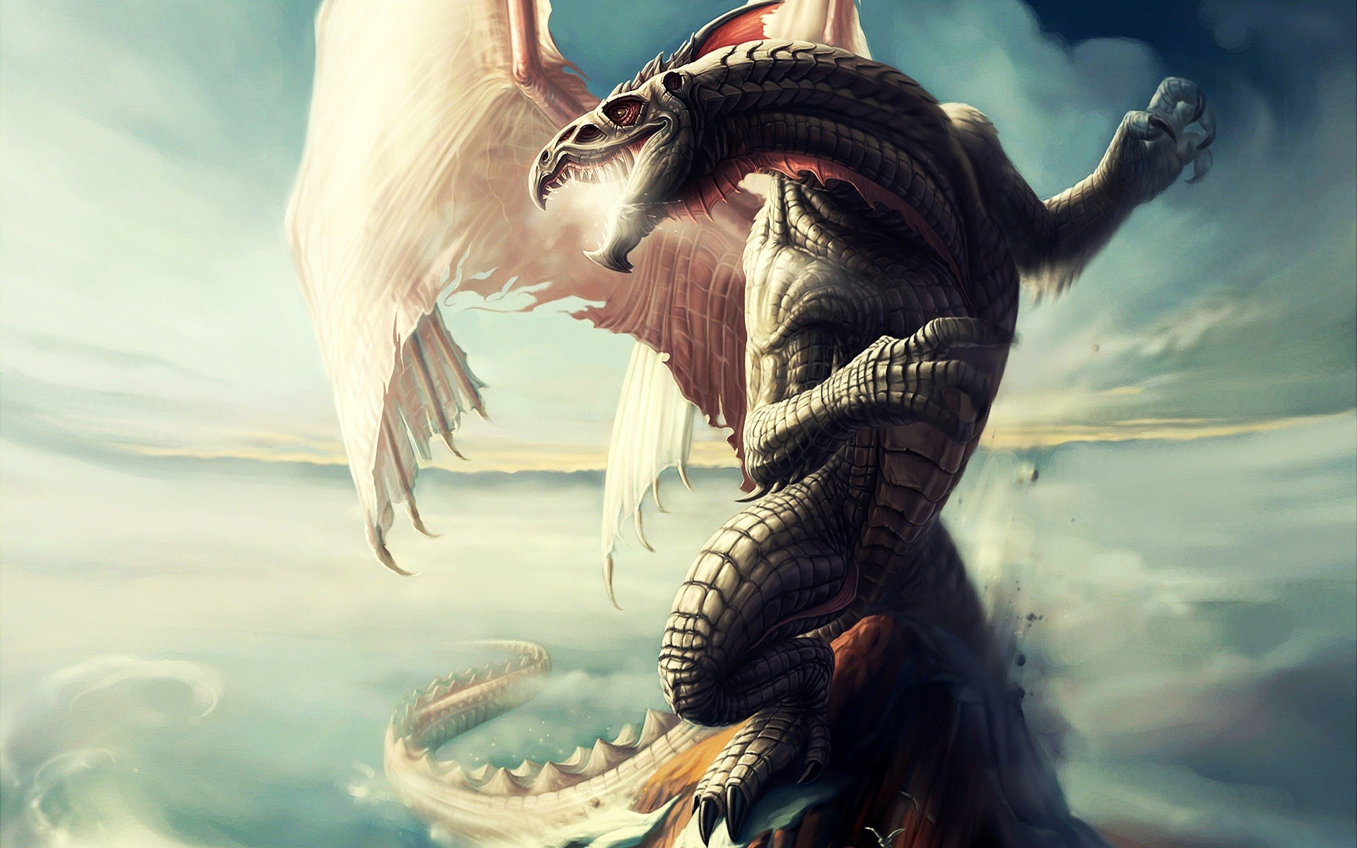Amazing Dragon – Tech Share