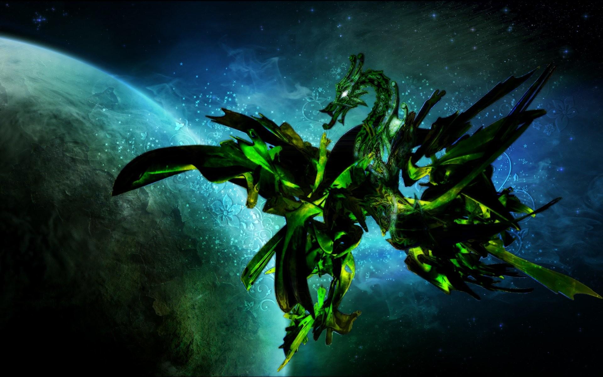 AI Dragon: Beta – Wallpaper by SquallxZell-Leonhart …