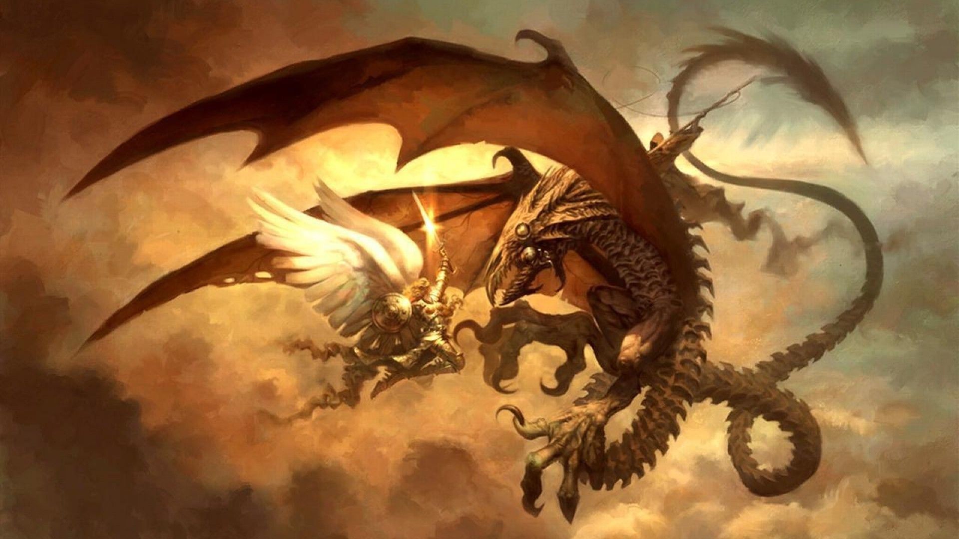 Can You Tame The Dragon? Beautiful Dragon Wallpapers Fantasy 1024×768