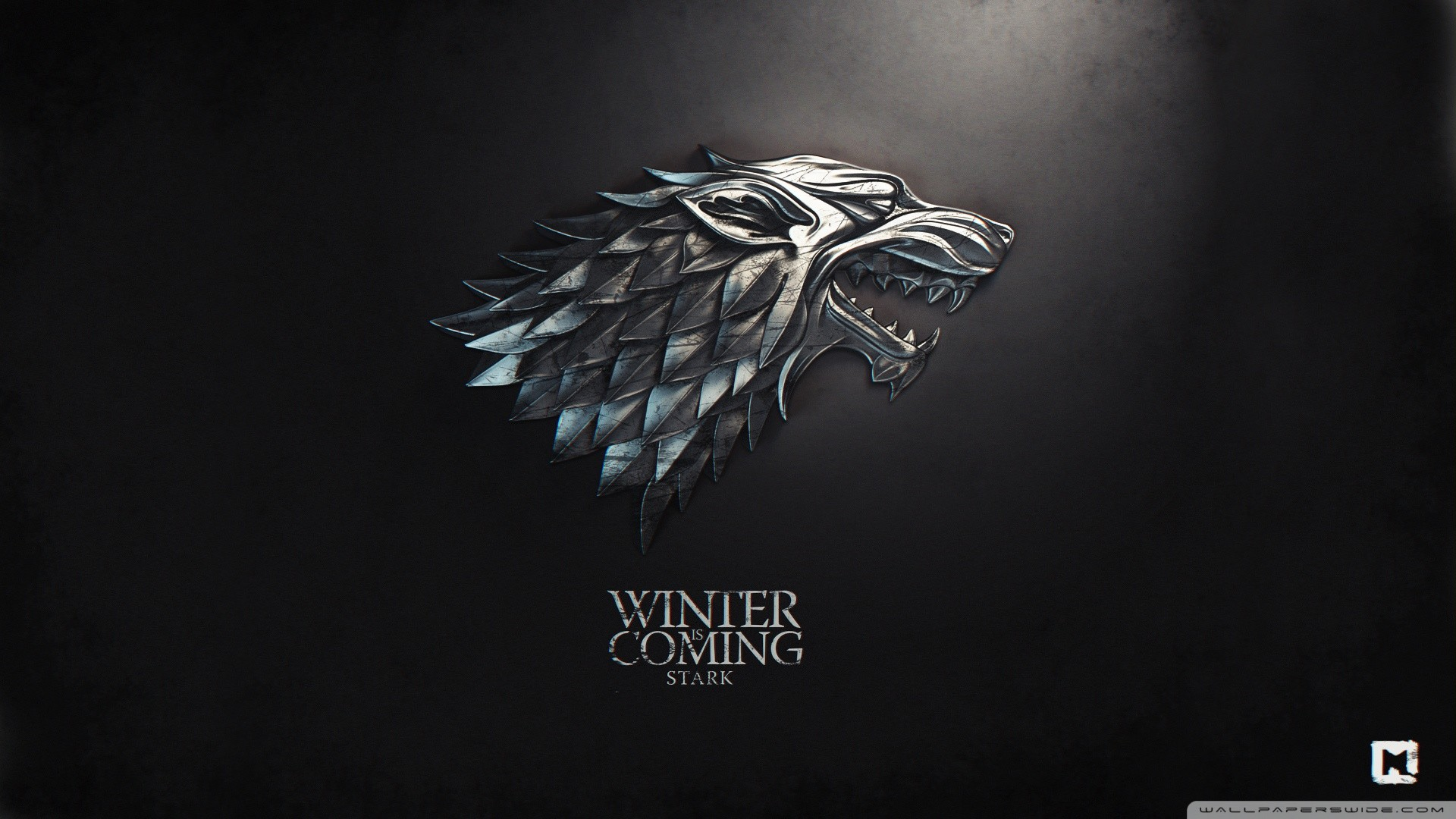 Game Of Thrones Winter Is Coming Stark HD Wide Wallpaper for Widescreen