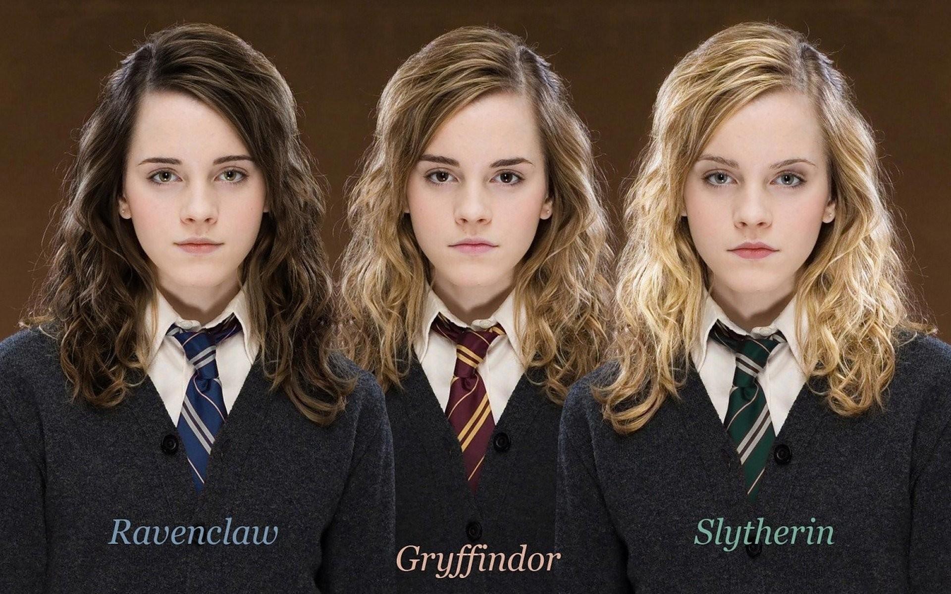 emma ravenclaw gryffindor slytherin department hogwarts