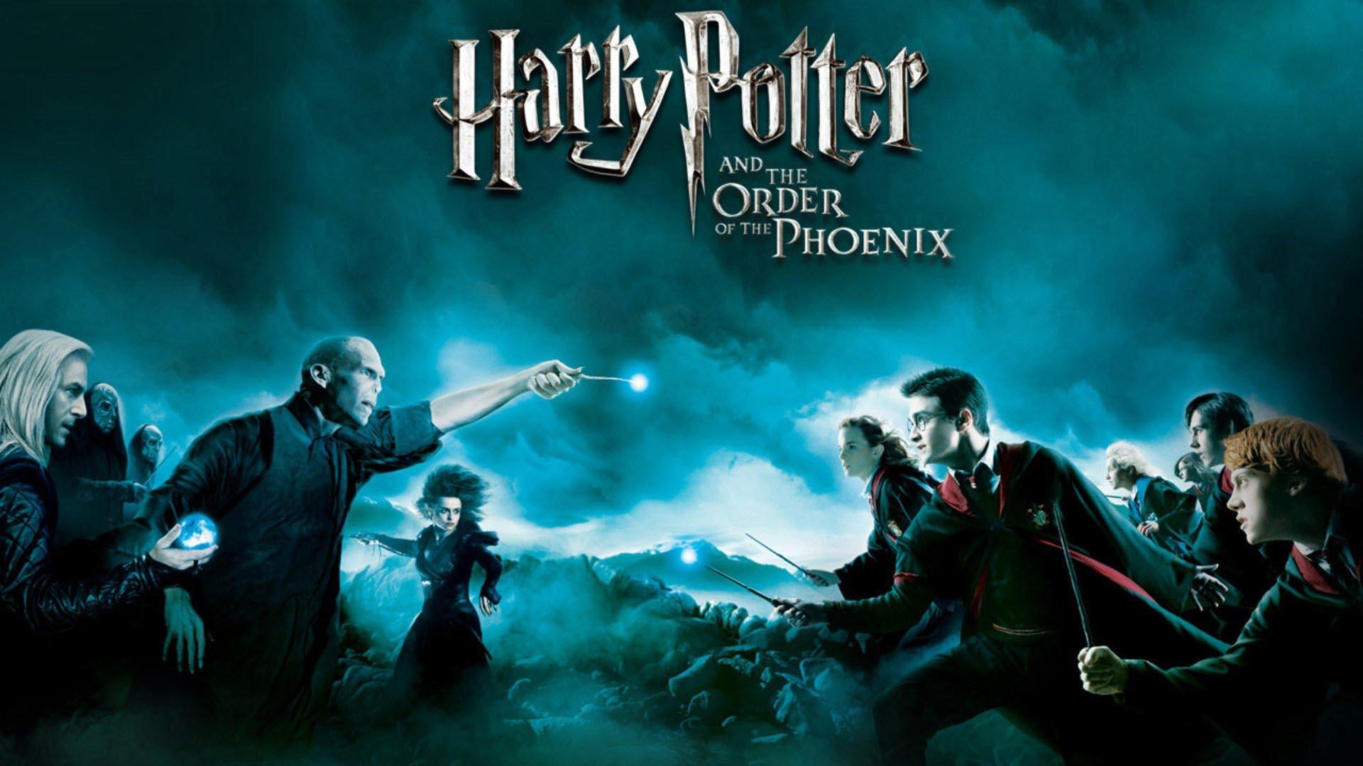 Harry Potter 5 wallpaper