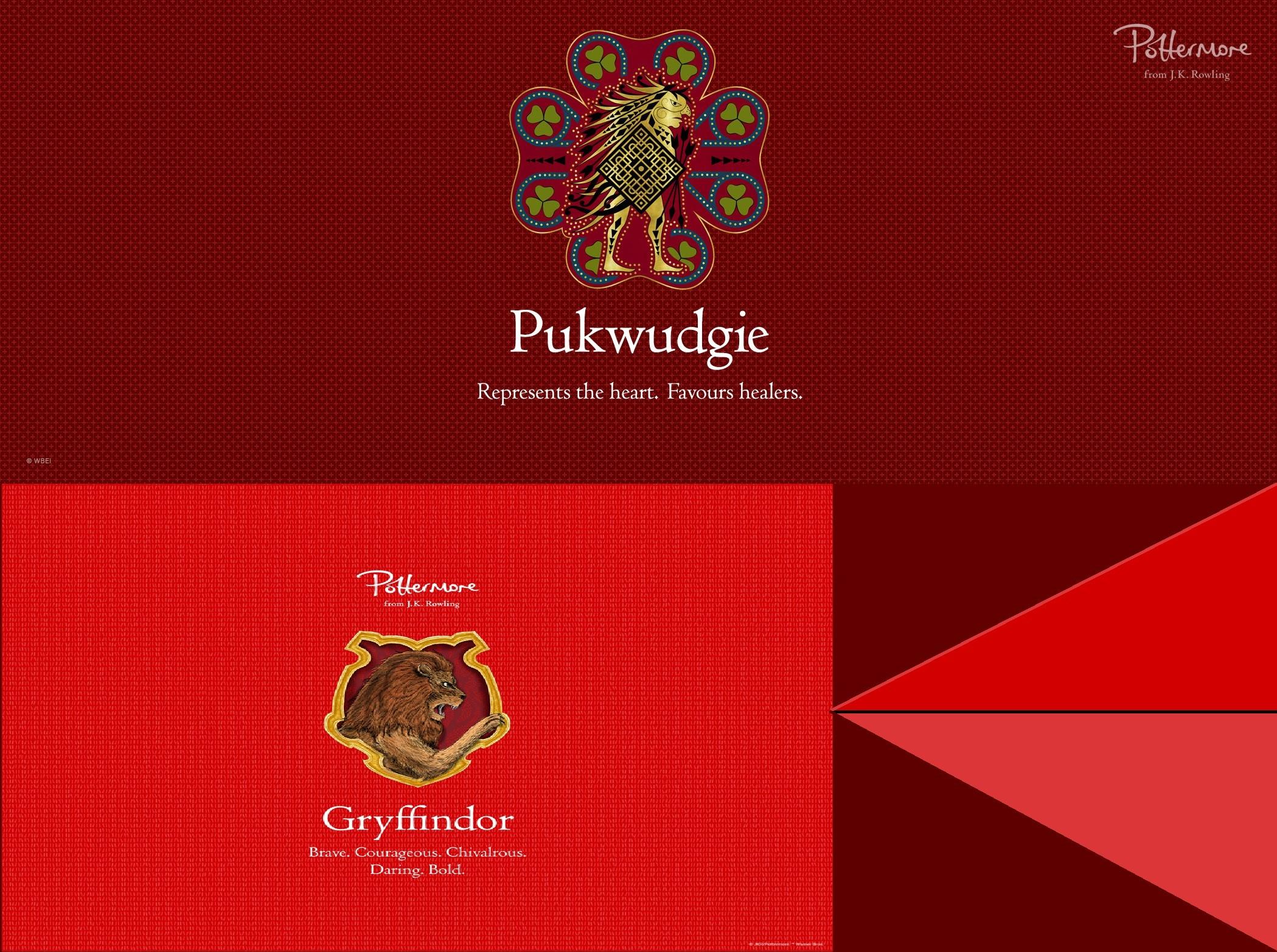 Wallpapers Pukwudgie-Gryffindor by JuniorS89 Wallpapers Pukwudgie-Gryffindor  by JuniorS89