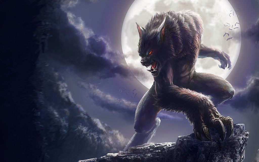 HD Wallpaper   Background ID:239335. Dark Werewolf