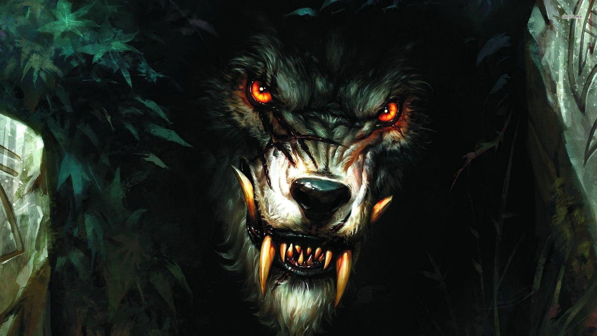 Werewolf wallpaper – Digital Art wallpapers – #20849