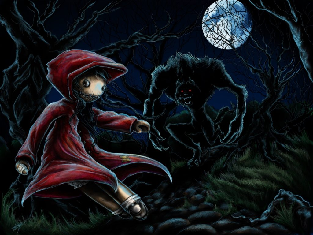 wallpaper from Werewolf wallpapers