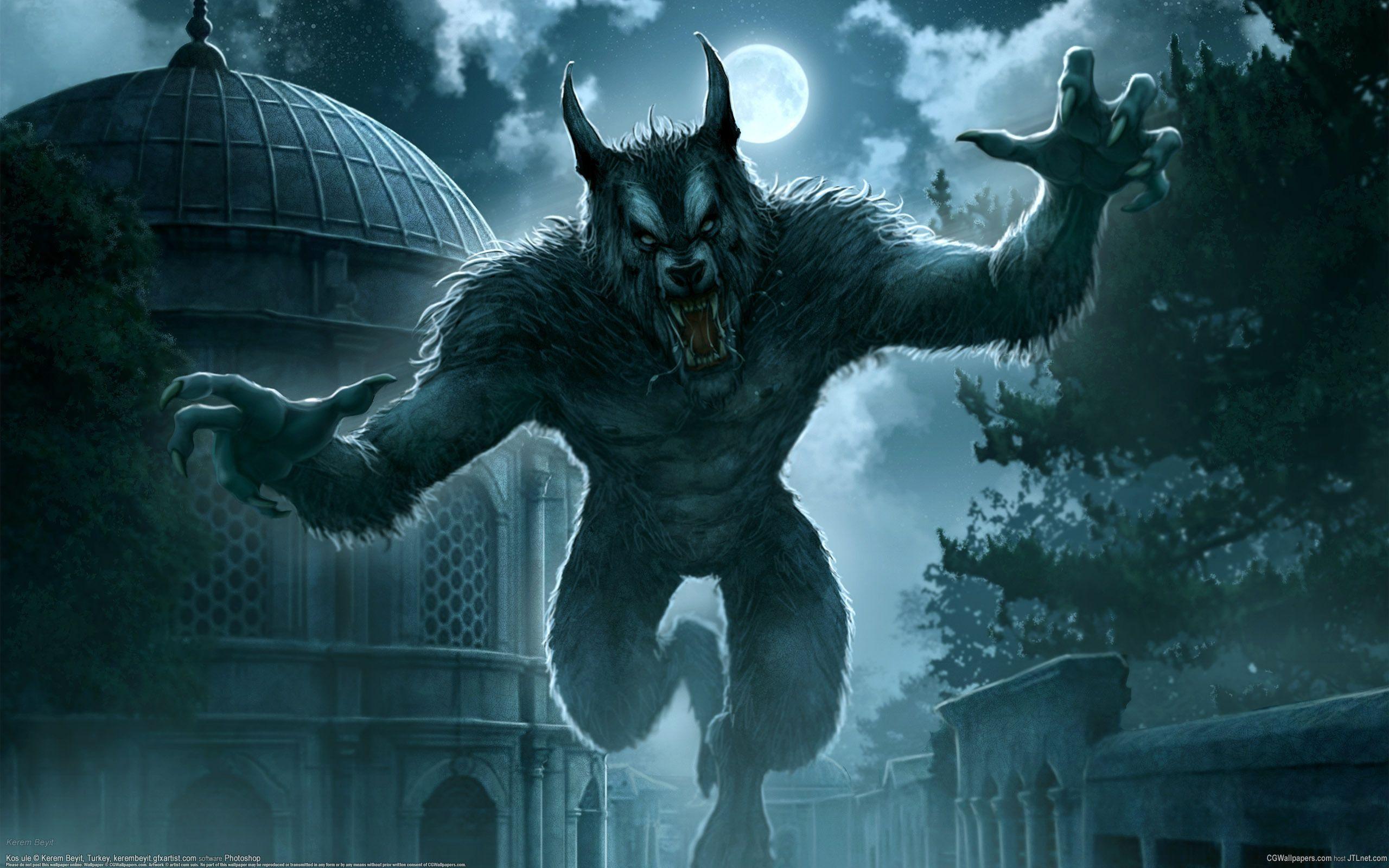 151 Werewolf Wallpapers | Werewolf Backgrounds