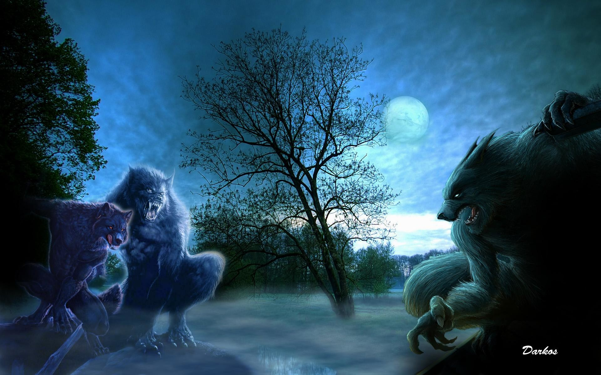 wallpaper.wiki-Werewolf-HD-Photo-PIC-WPD00144