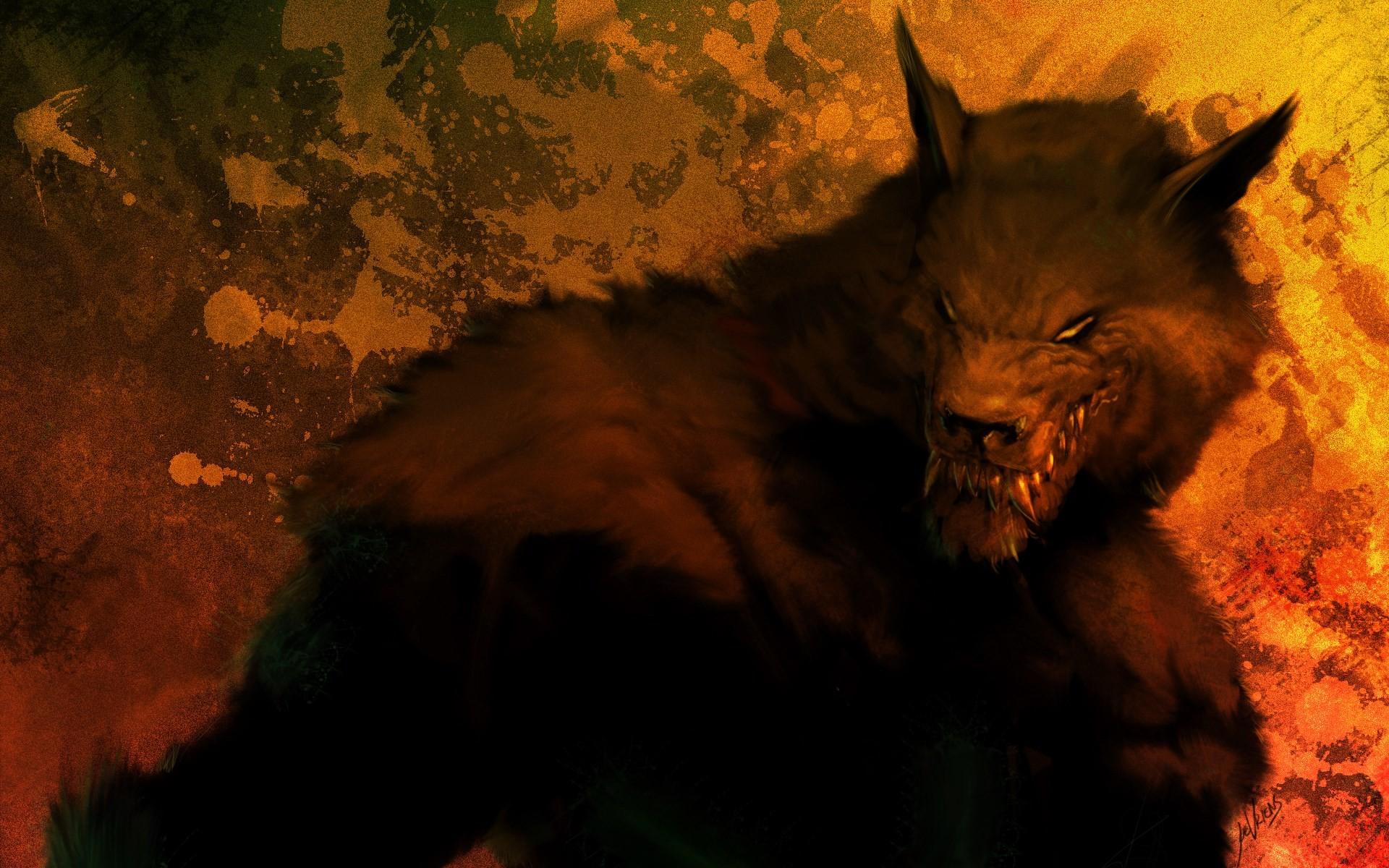 werewolf computer wallpaper backgrounds – werewolf category