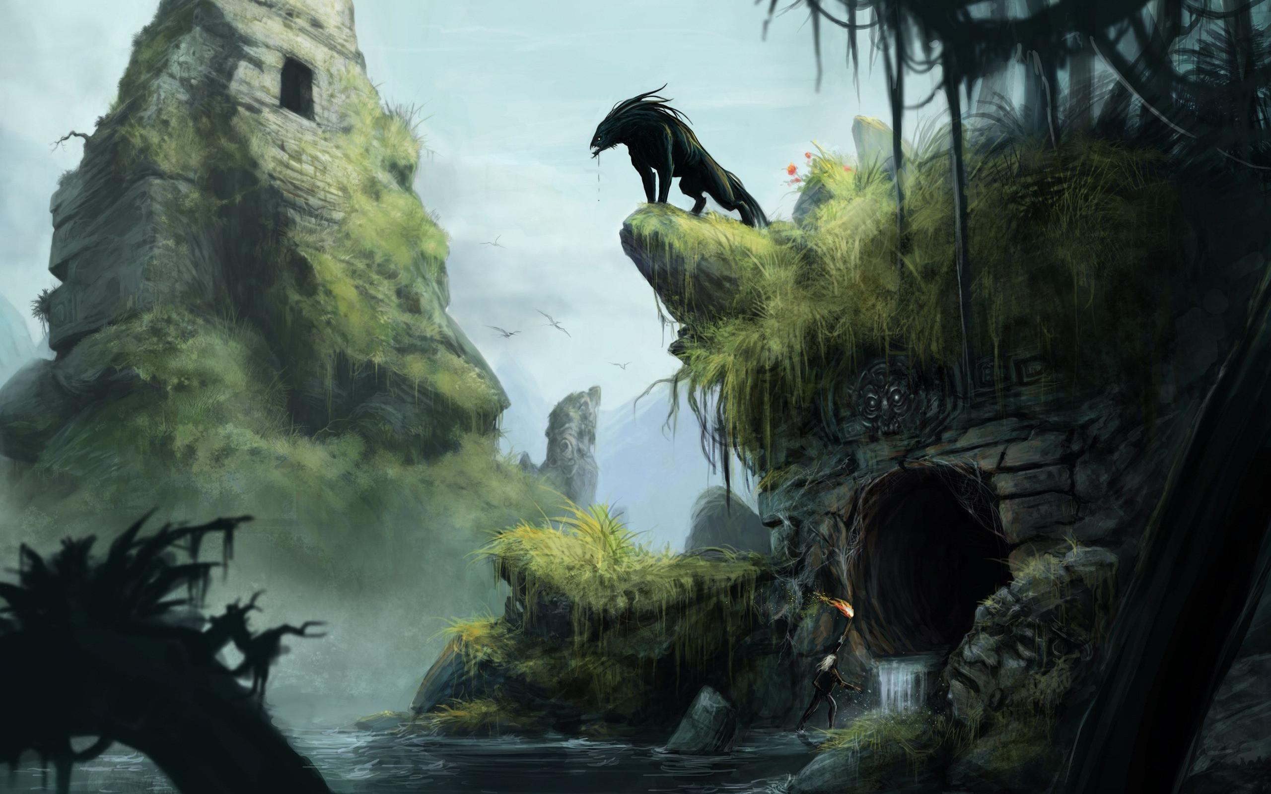 … Werewolf Calendar; Werewolf creature