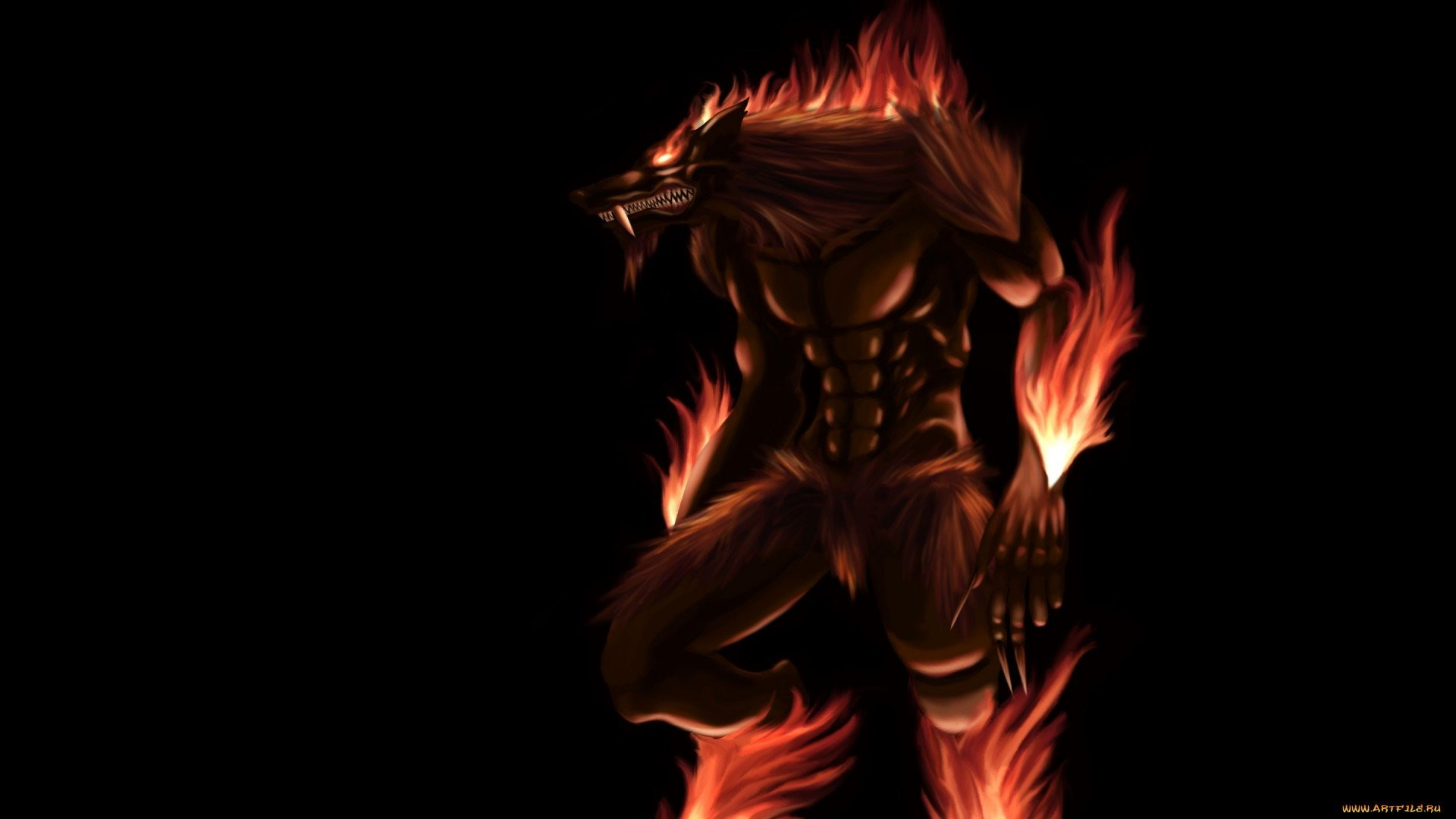 Werewolf Wallpaper At Dark Wallpapers
