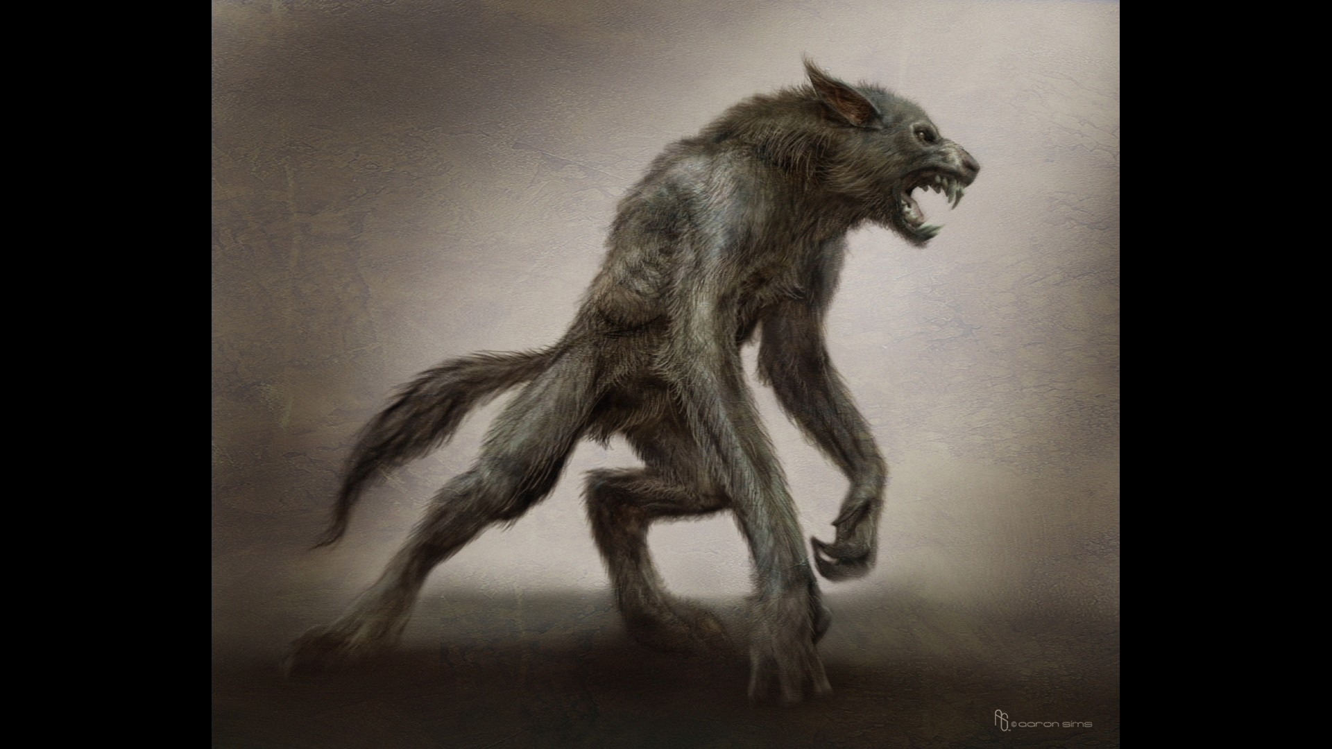 werewolf Wallpaper Background | 21749