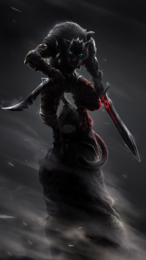 Werewolf warrior Wallpaper