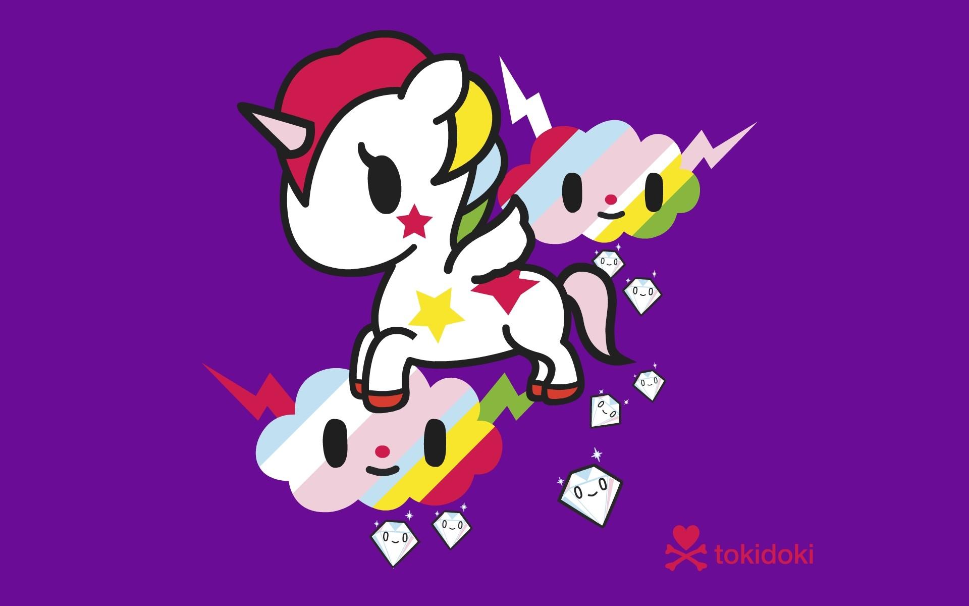 Tokidoki Unicorno wallpaper 261881