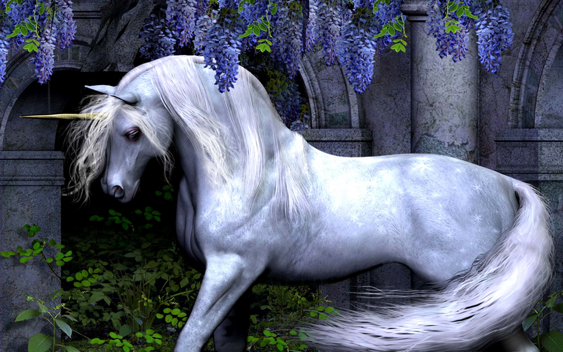 fantasy unicorn wallpapers free desktop downloads unicorn wallpaper .