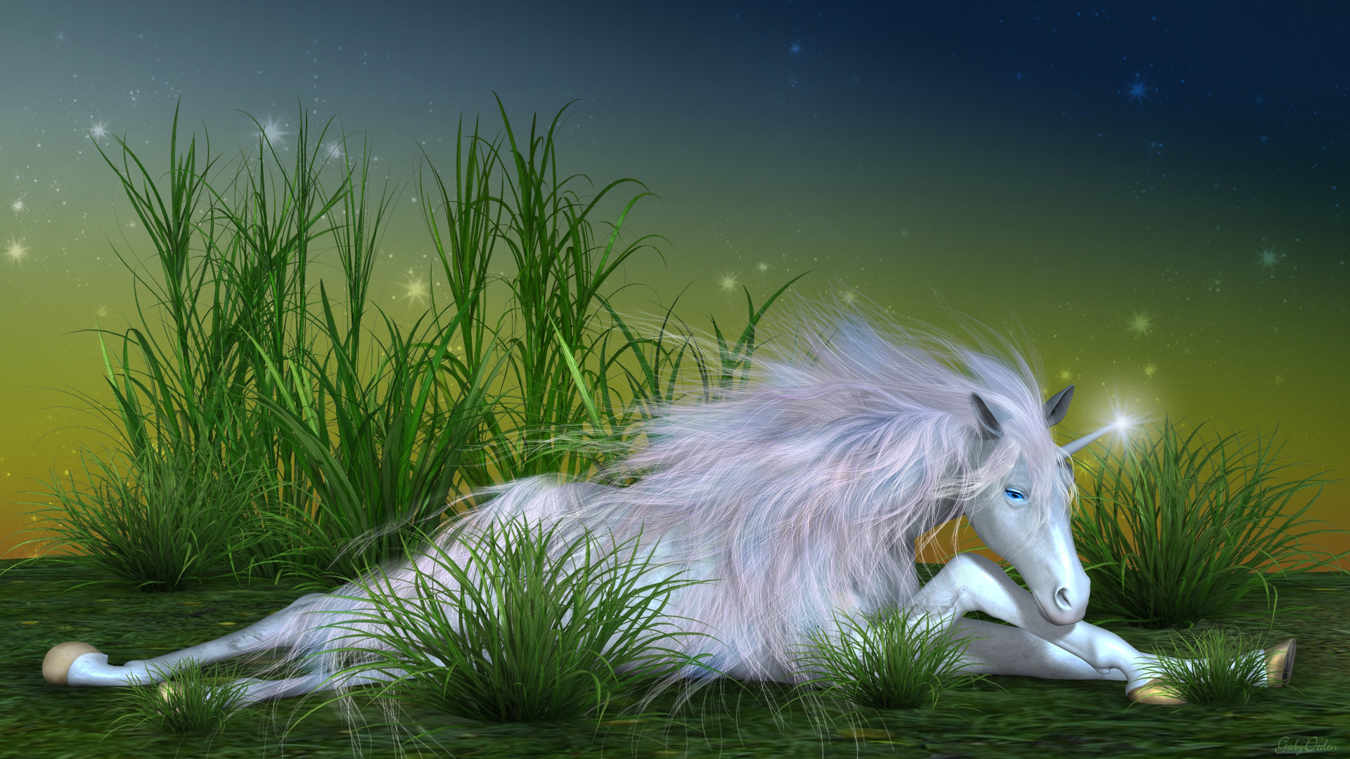 Unicorn Desktop Wallpaper – Wallpaper, High Definition, High Quality .