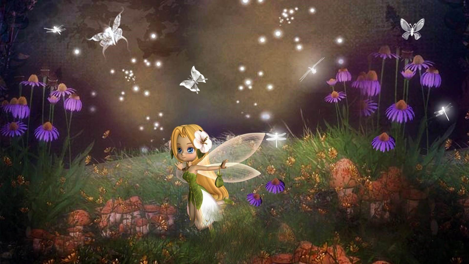 Fairy Wallpaper 1920×1080