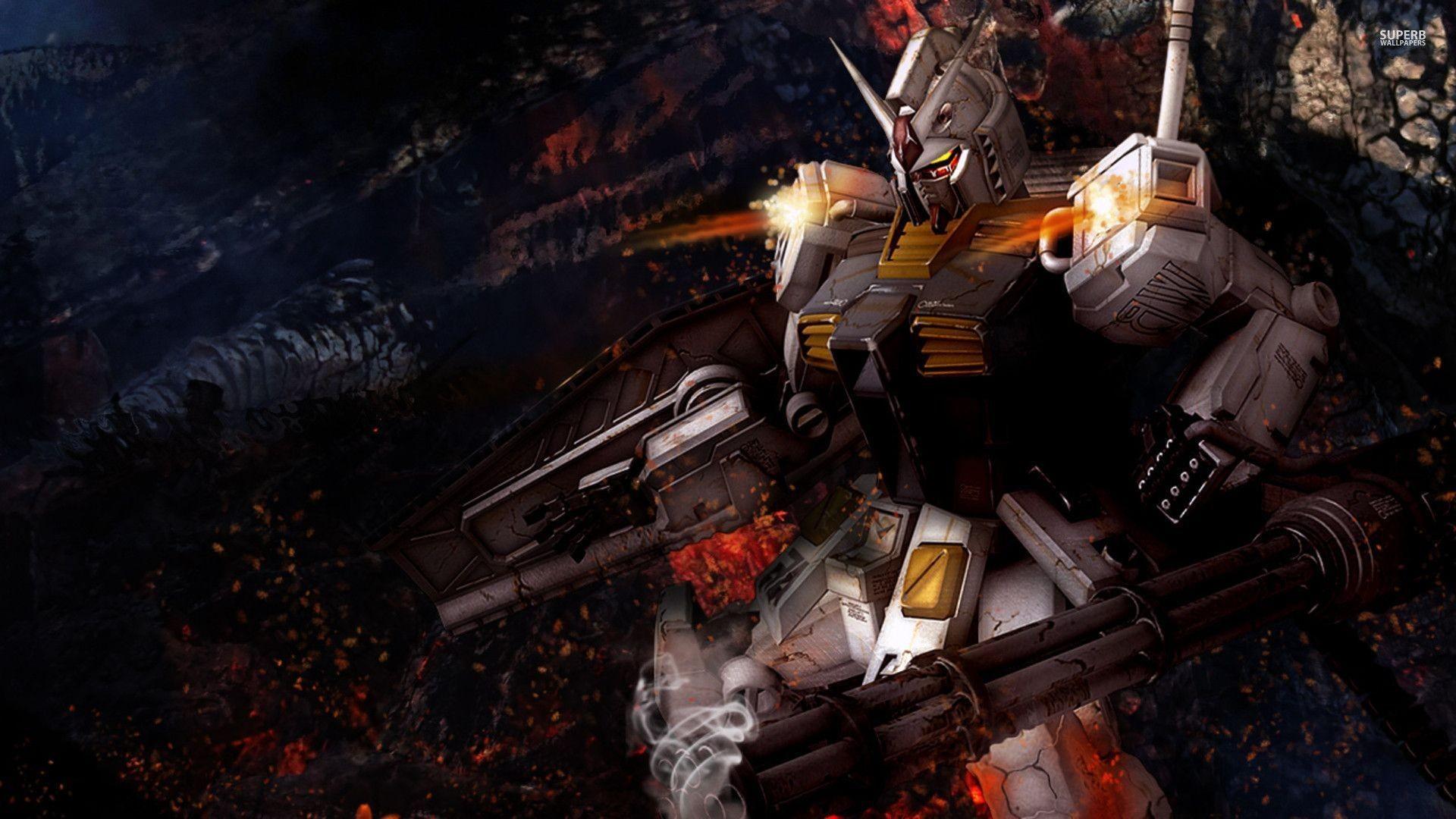 MS-06 Zaku II – Gundam wallpaper – Anime wallpapers – #30250