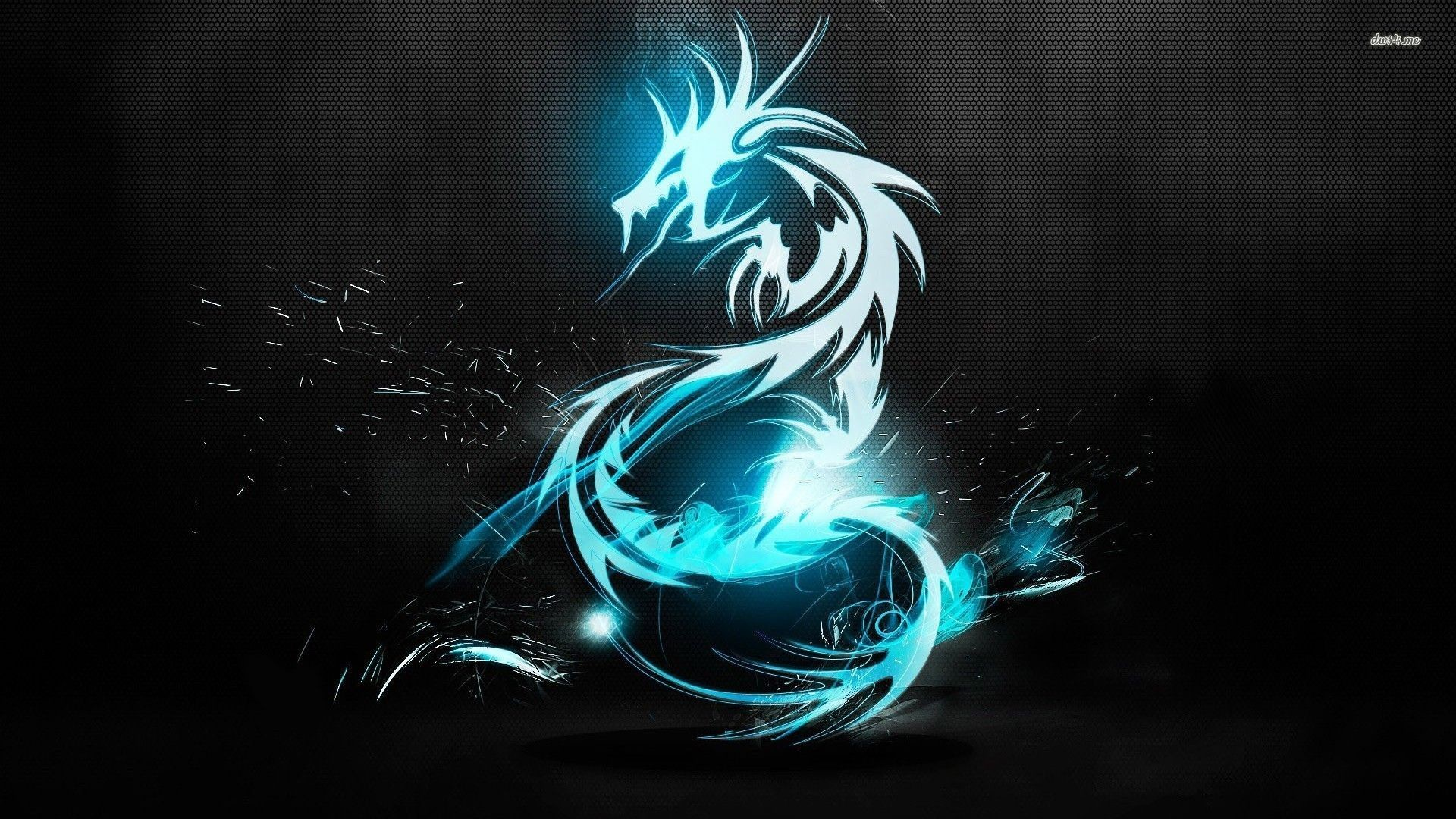 Blue Dragon Wallpapers