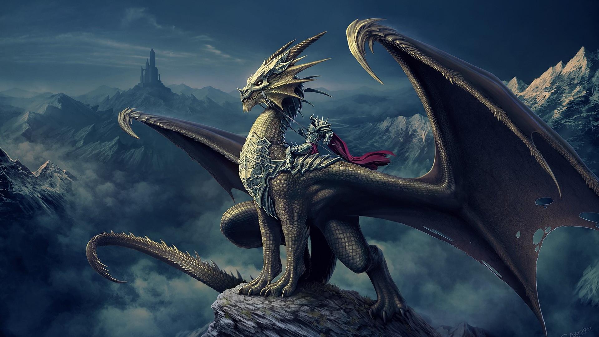 Dragon wallpaper 1920×1080.