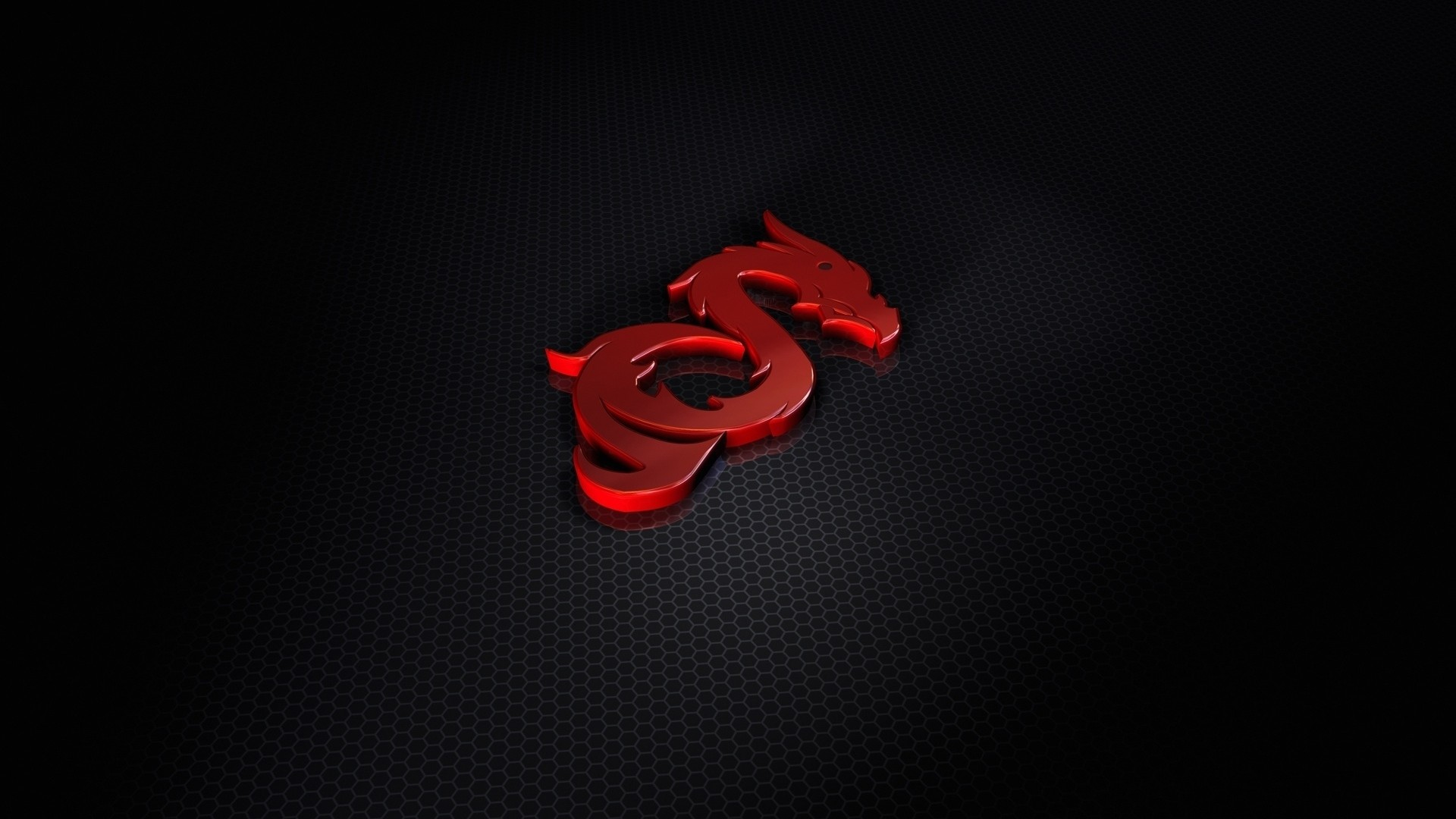 Preview wallpaper dragon, symbol, surface 1920×1080
