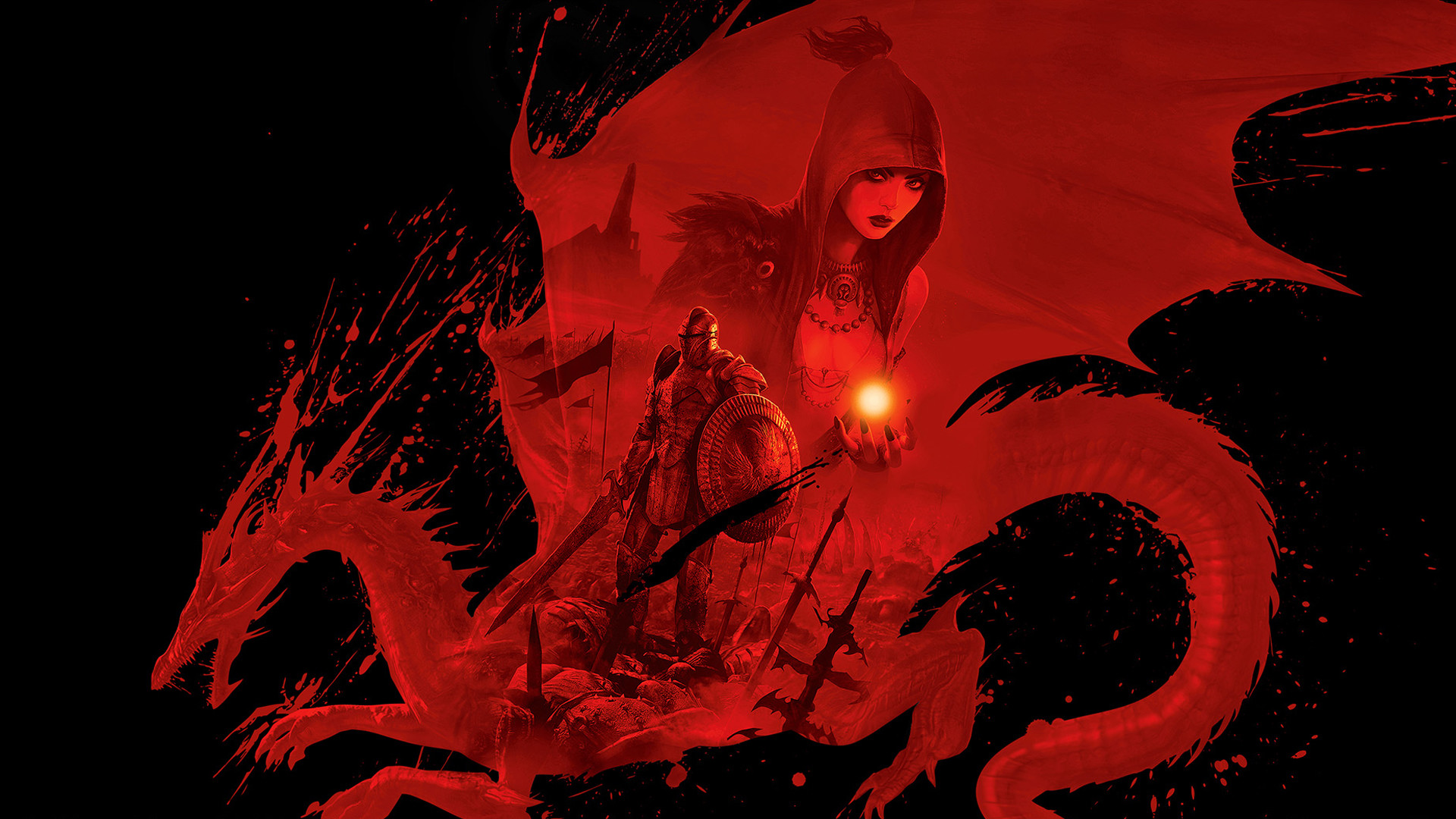 Dragon Age Origins – The only game I am committed to finishing right now.