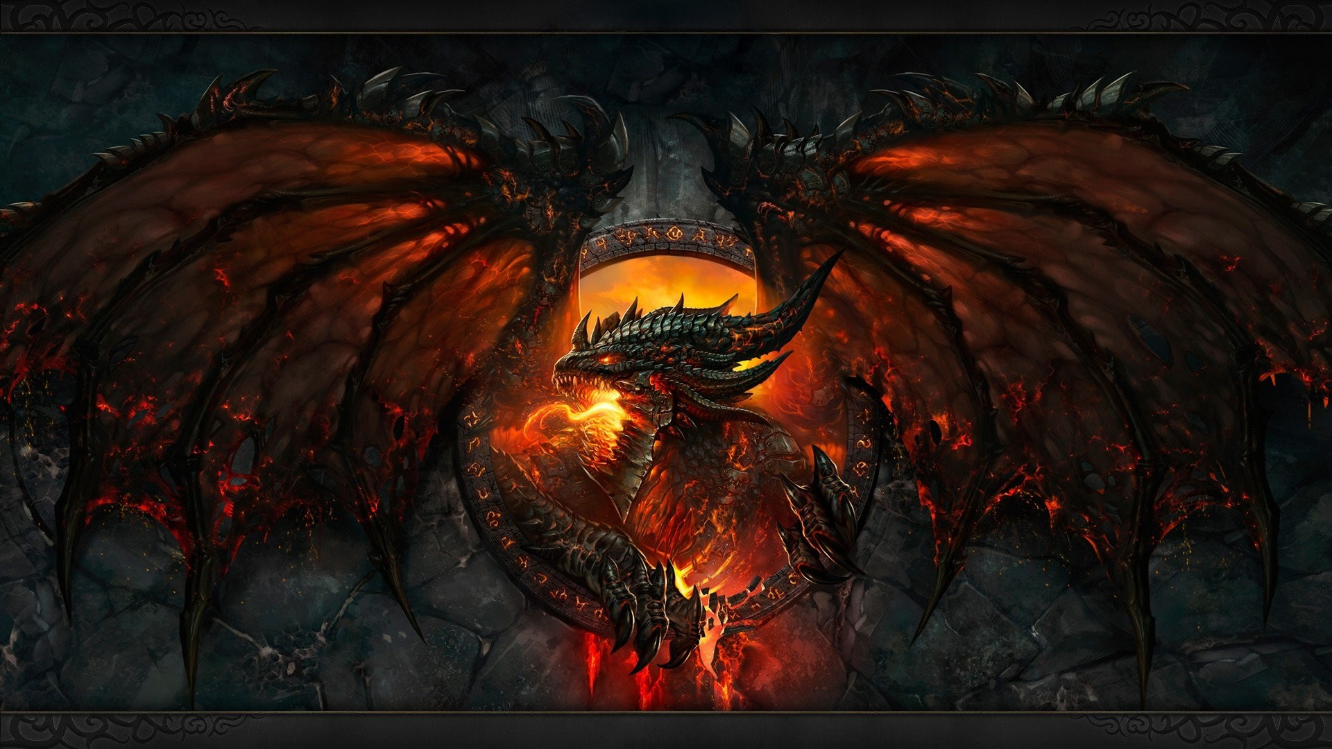 dragon-world-of-warcraft-4k.jpg (1920×1080)   dragon   Pinterest   Dragons