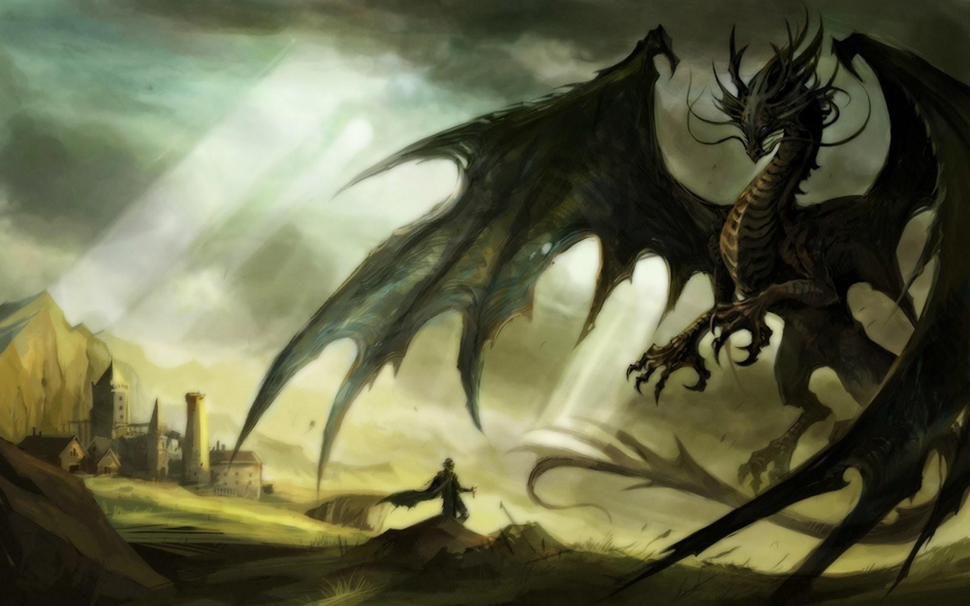 HD Wallpaper   Background ID:168265. Fantasy Dragon