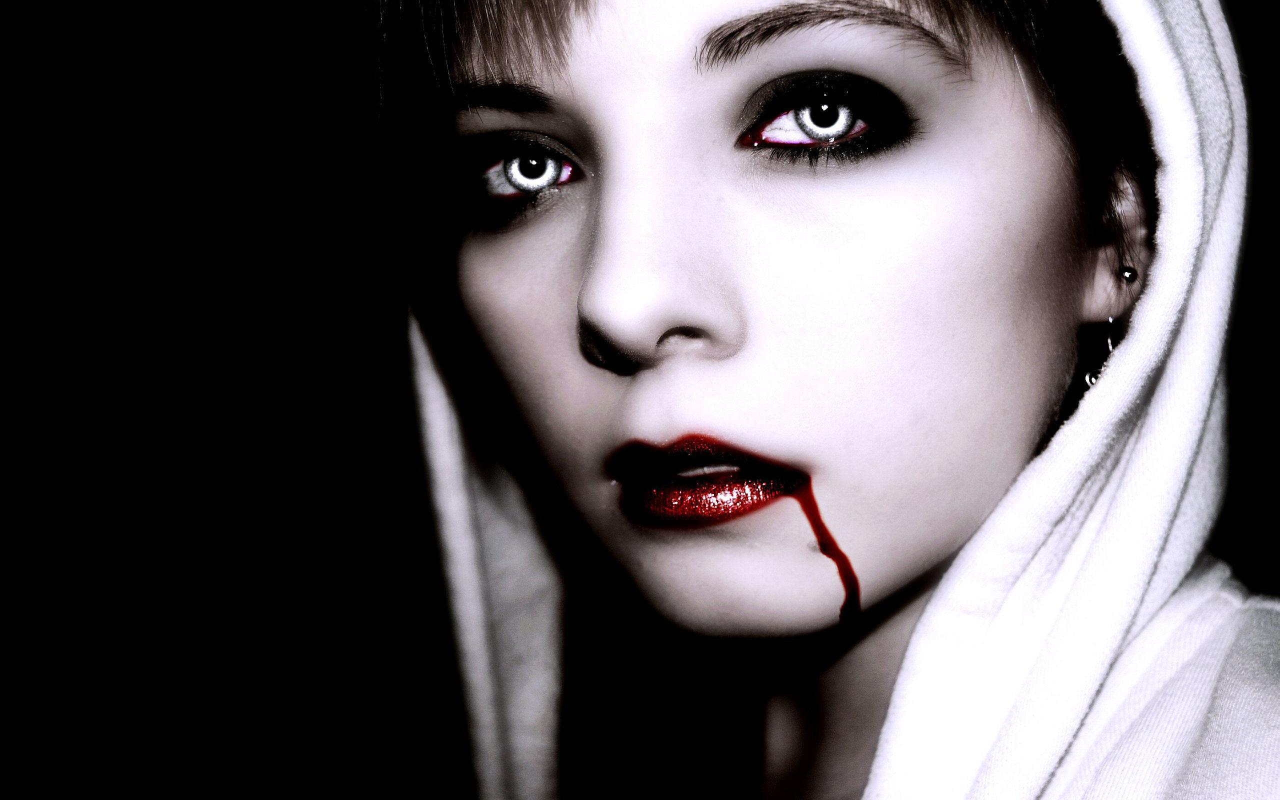 Vampire Widescreen Wallpaper