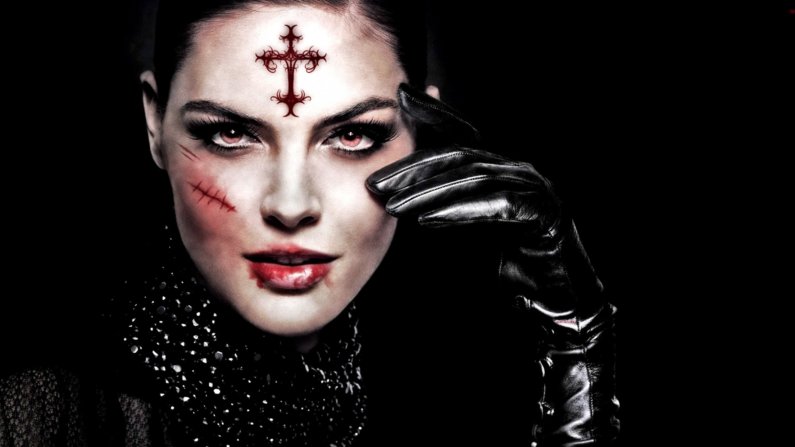 Dark Evil Occult Satanic Satan Vampire Wallpaper At Dark Wallpapers