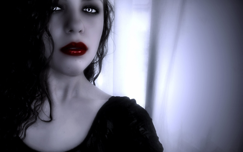 Fantasy Artwork Art Dark Vampire Gothic Girl Girls Horror Evil Wallpaper At  Dark Wallpapers