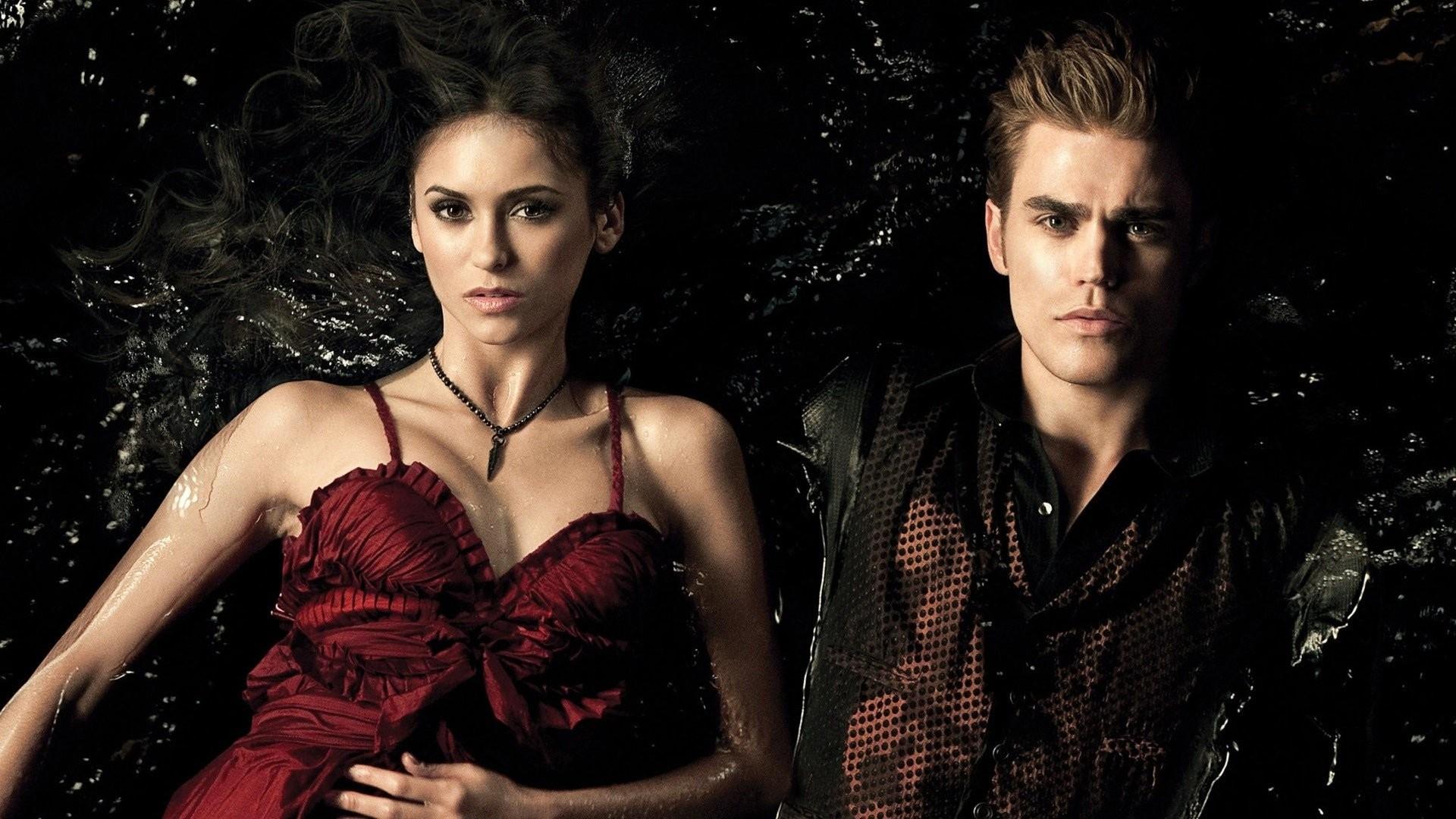 … The Vampire Diaries 1080p Wallpaper