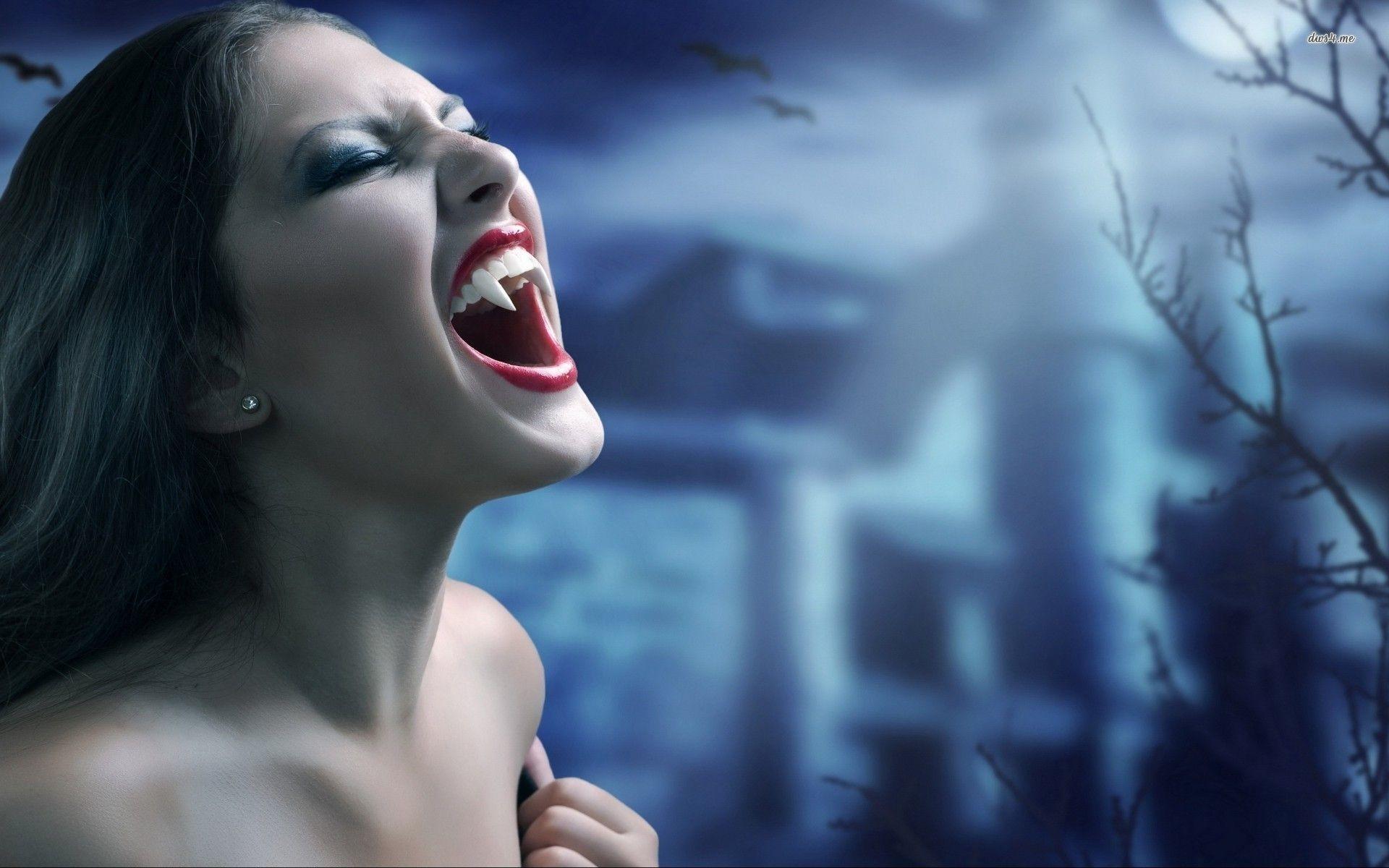 … vampire wallpaper …