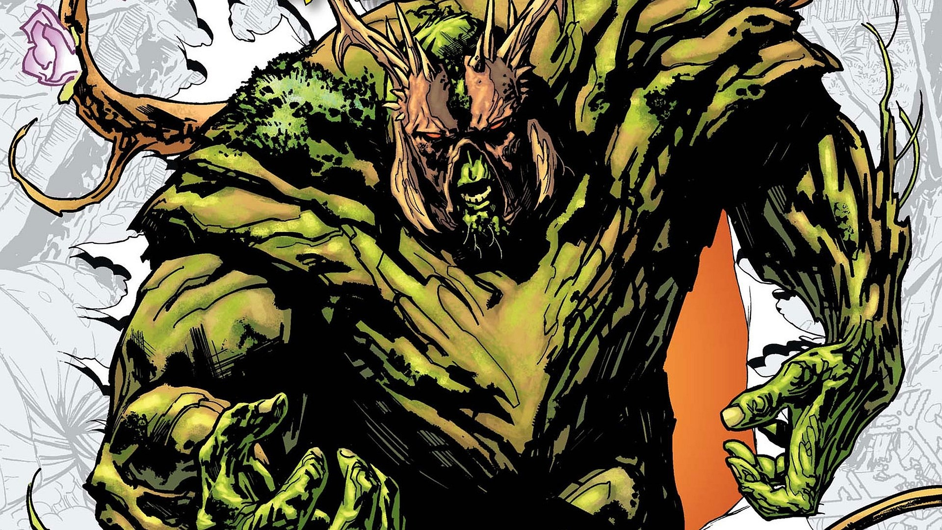 wallpapers free swamp thing – swamp thing category