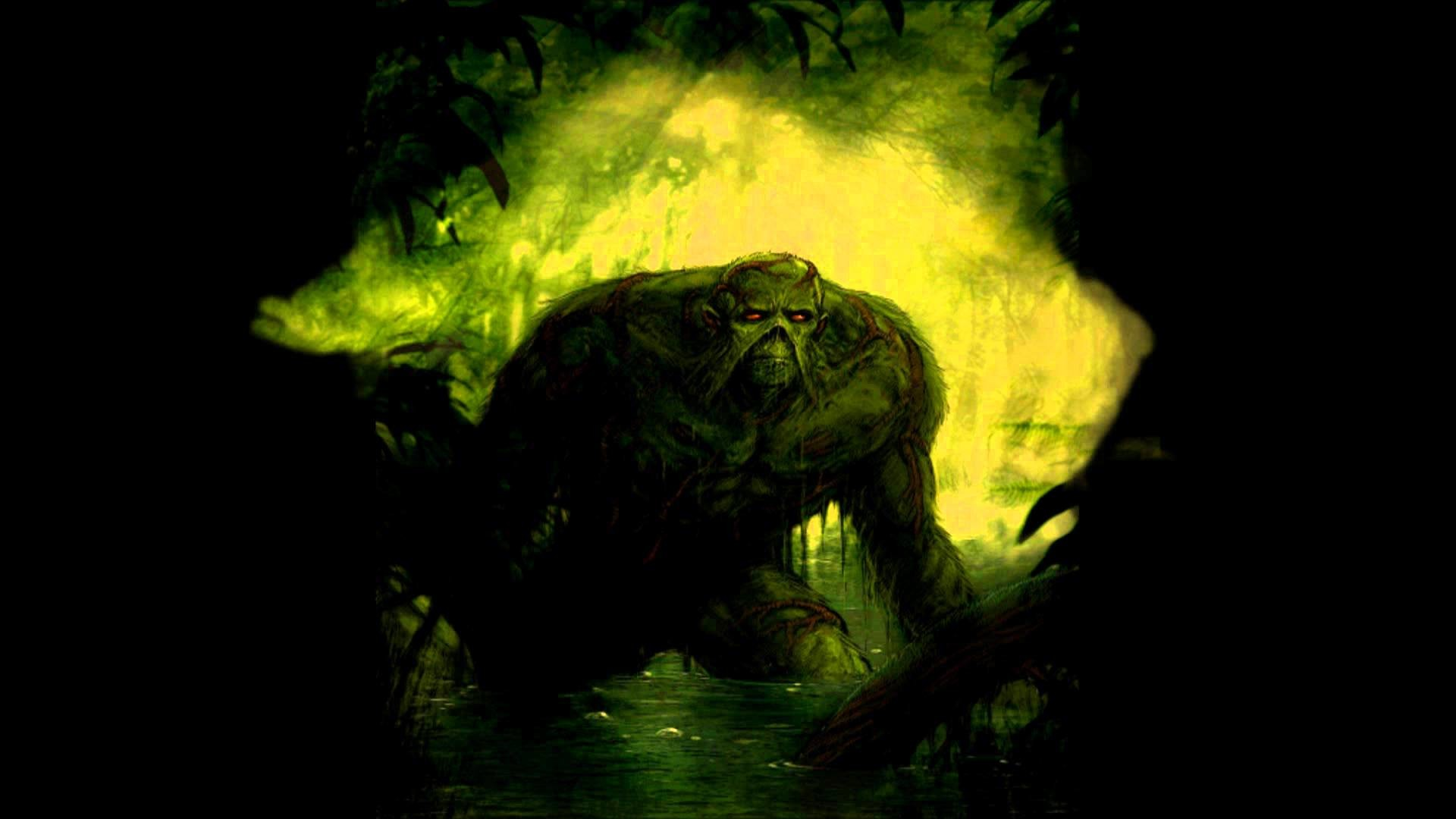 Hip-Hop Instrumental- Swamp Thing
