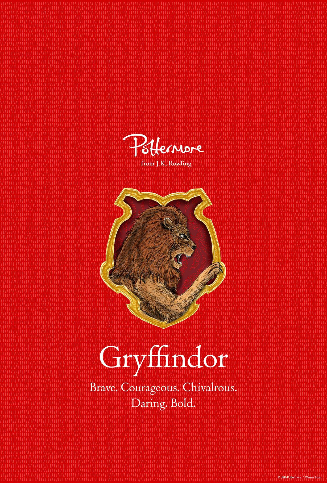 Pottermore Gryffindor Wallpaper