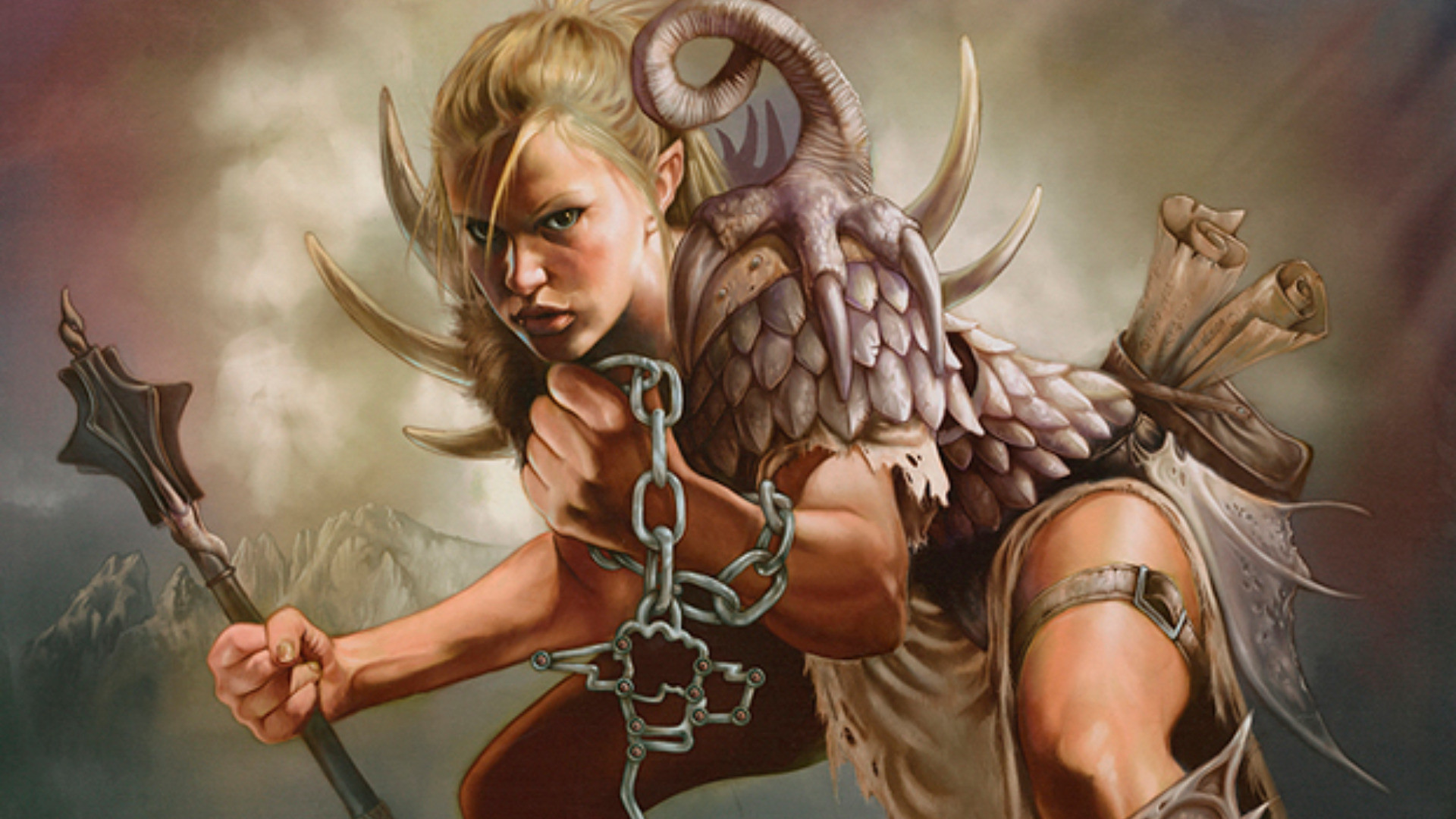 Women Warrior Full HD Wallpaper and Background x ID 1920×1080