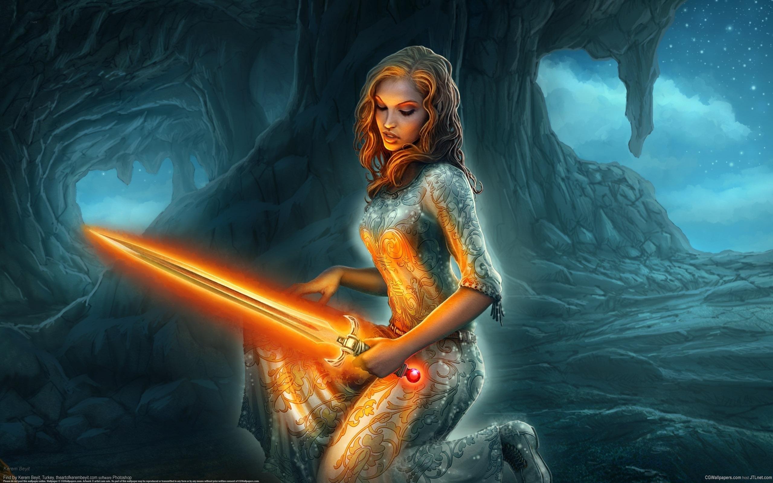 Fantasy – Women Warrior Wallpaper | Darkness – Autor Variado | Pinterest | Warriors  wallpaper, Woman warrior and Fantasy women