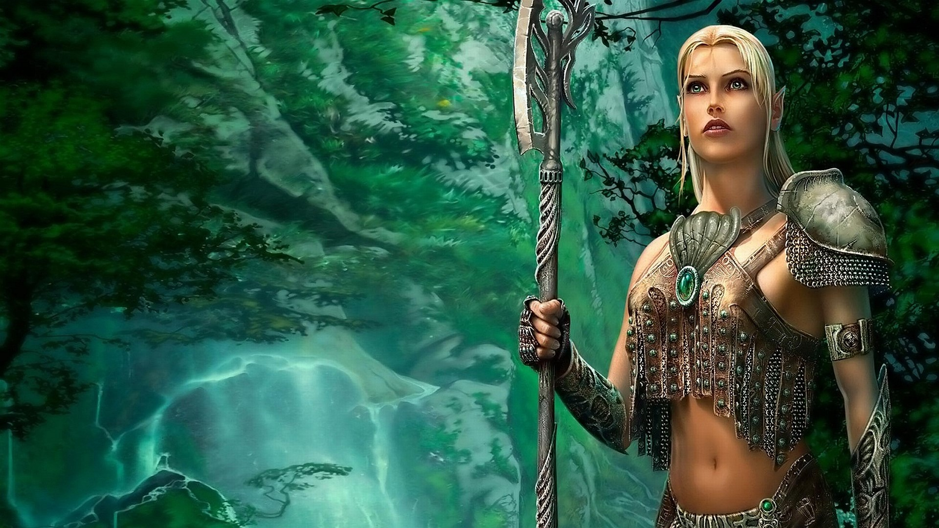 Find this Pin and more on Fantasy Ladies and Maids. Free Best Quality High  resolution Most Beautiful Warrior Women Wallpapers …
