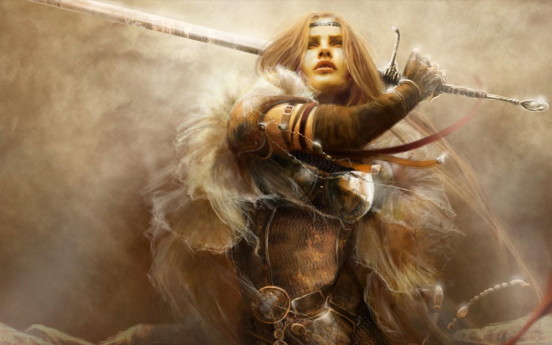 HD Wallpaper | Background ID:291067. Fantasy Women Warrior