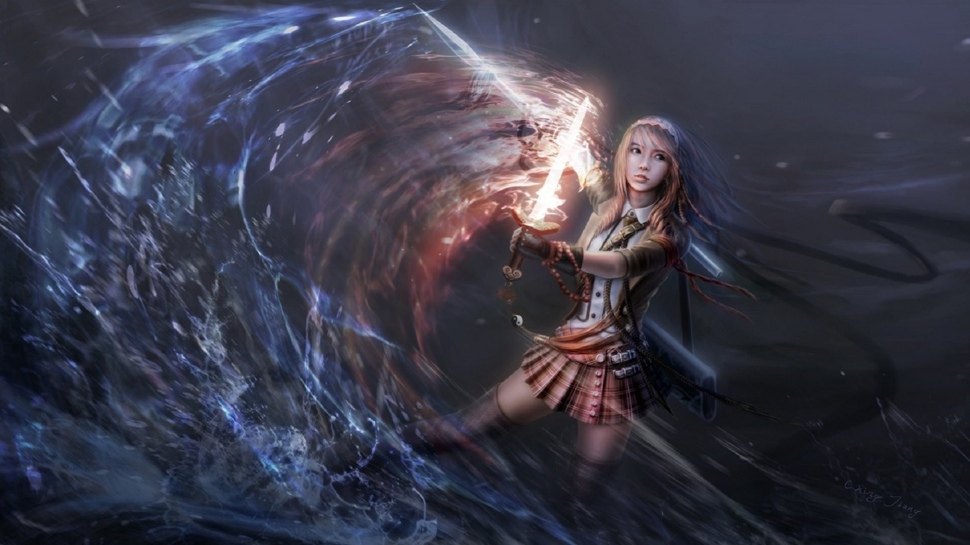 HD Wallpaper | Background ID:447940. Fantasy Women Warrior
