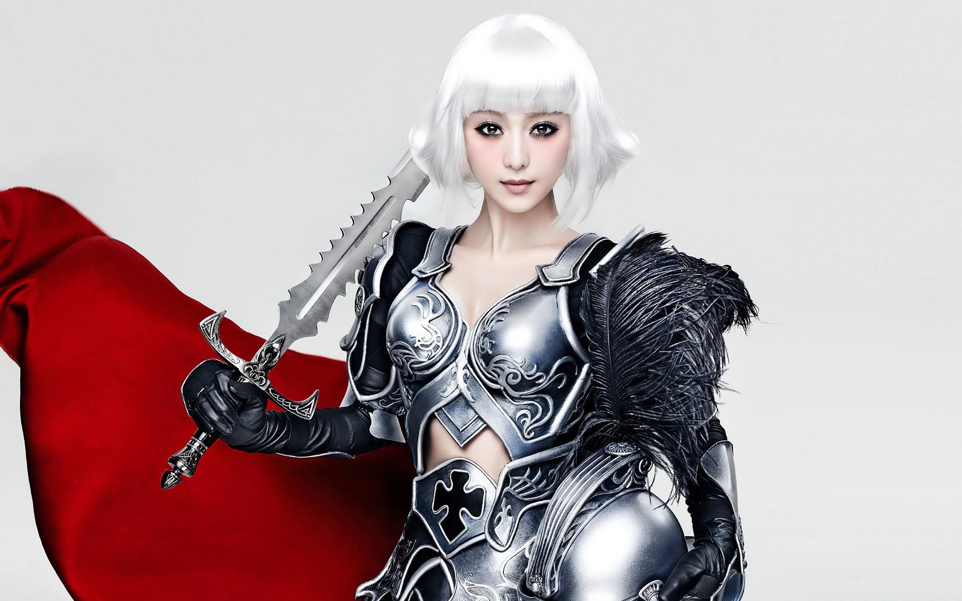 Fantasy – Women Warrior Wallpaper · 85348