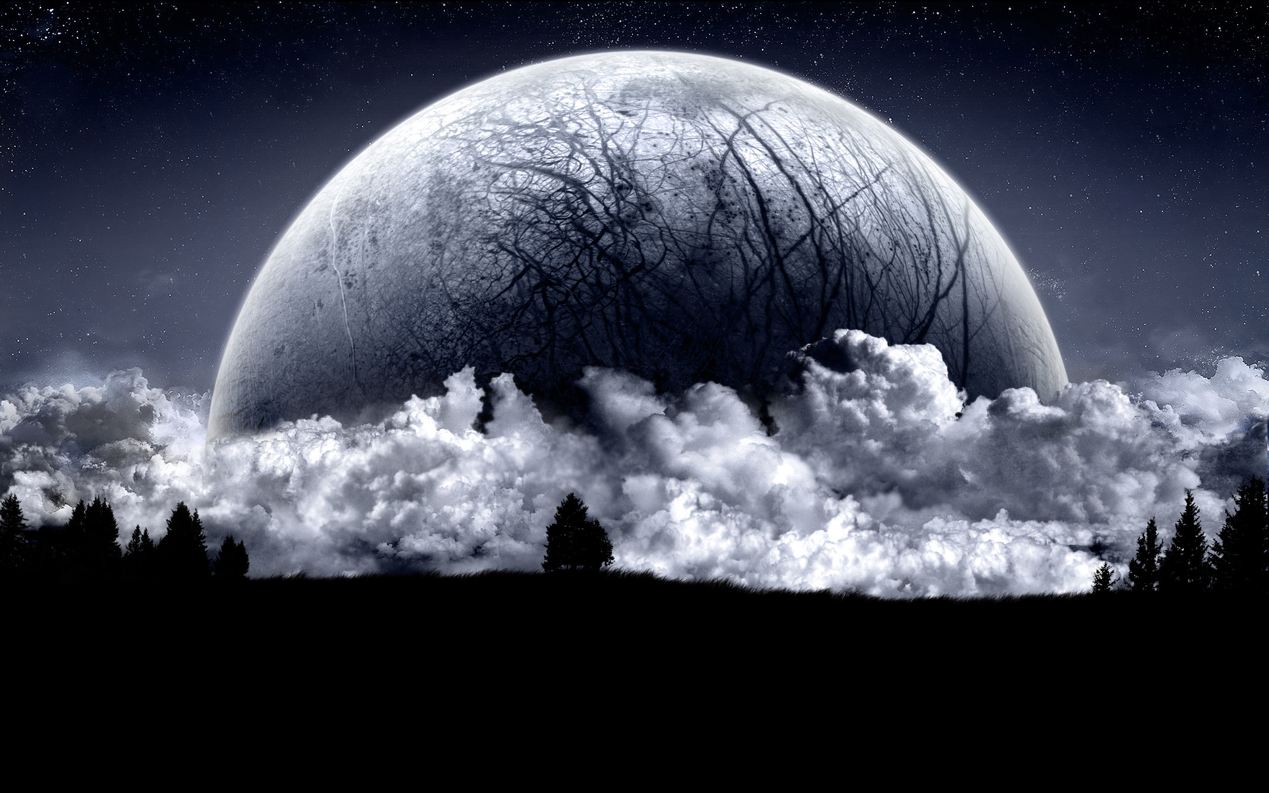 Dark Moon. We have many Moon Picture photos such as: Dark Moon, .